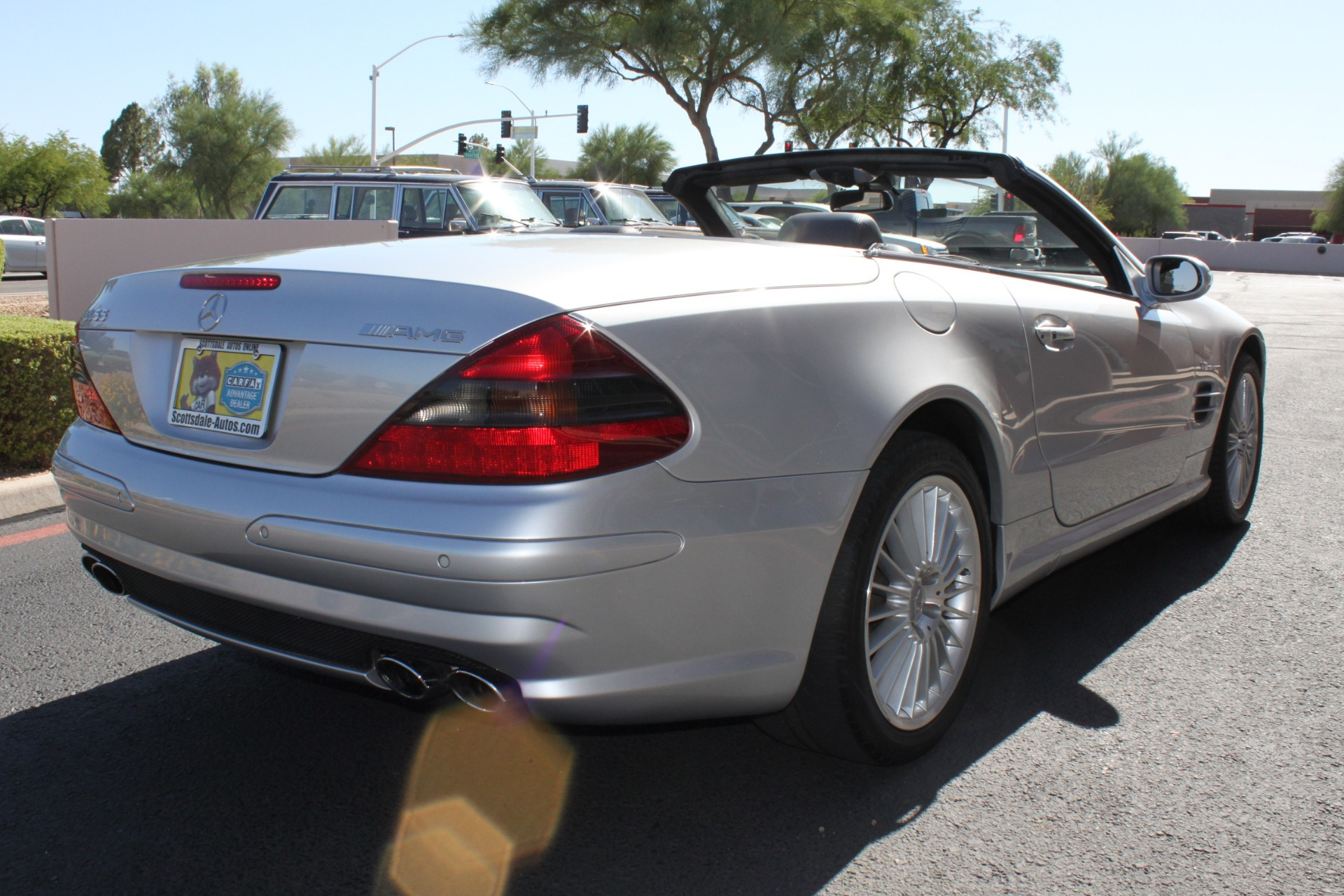 Used-2003-Mercedes-Benz-SL-Class-AMG-Classic