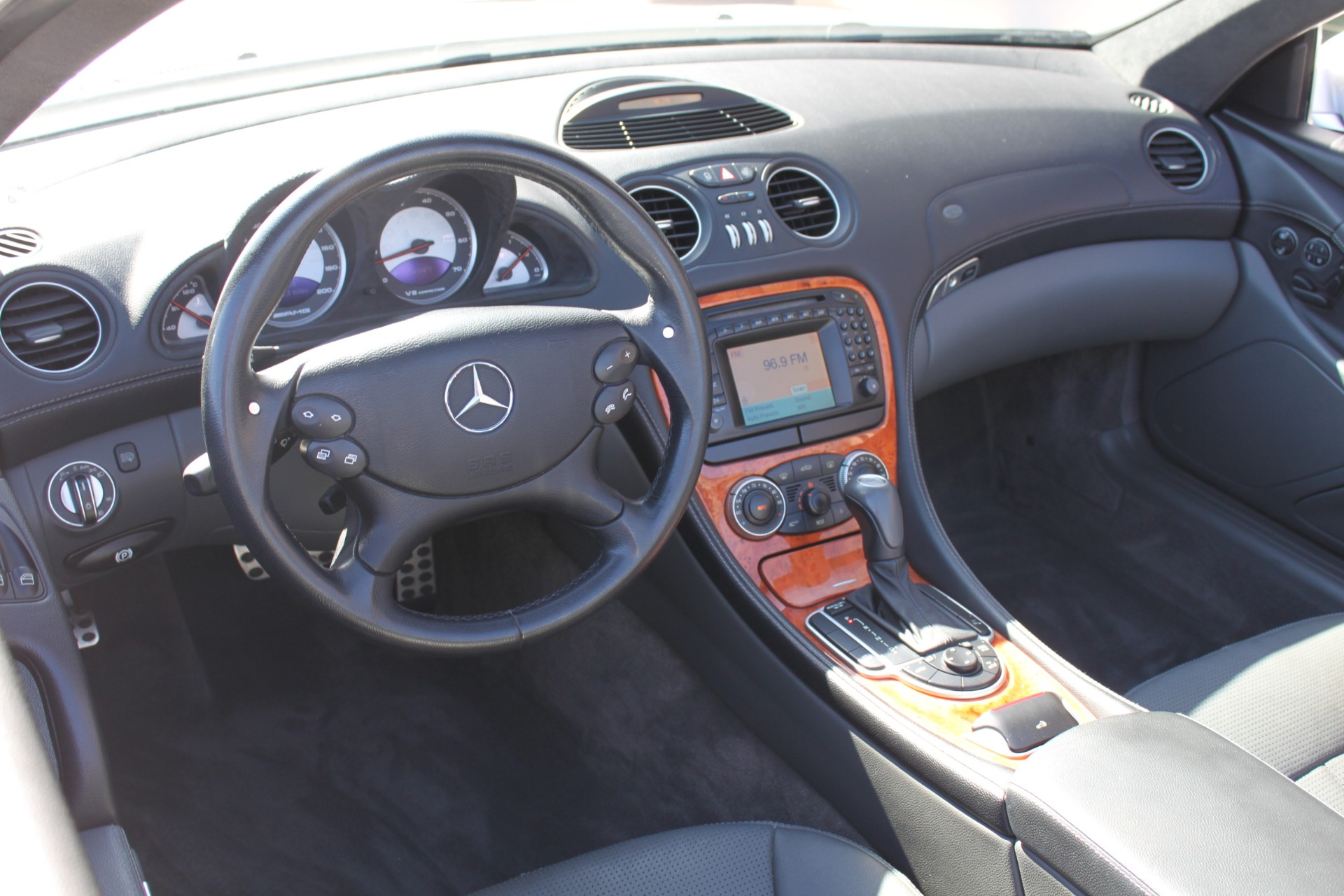 Used-2003-Mercedes-Benz-SL-Class-AMG-vintage