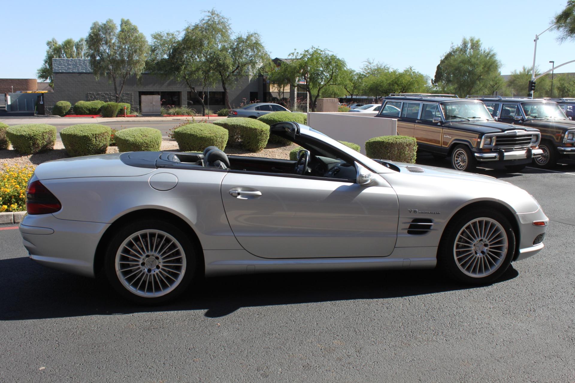 Used-2003-Mercedes-Benz-SL-Class-AMG-Chrysler