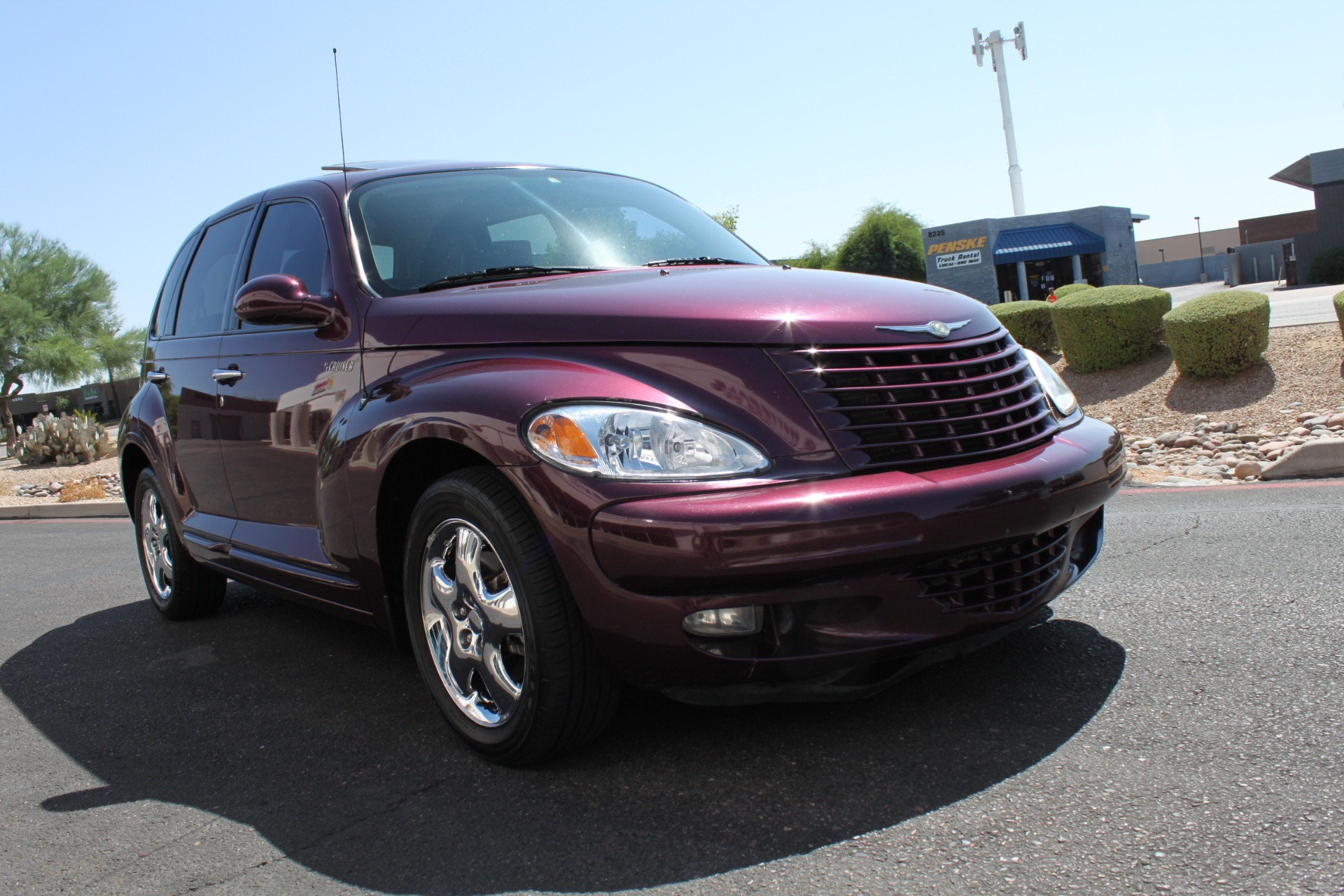 Used-2002-Chrysler-PT-Cruiser-Limited-Mercedes-Benz