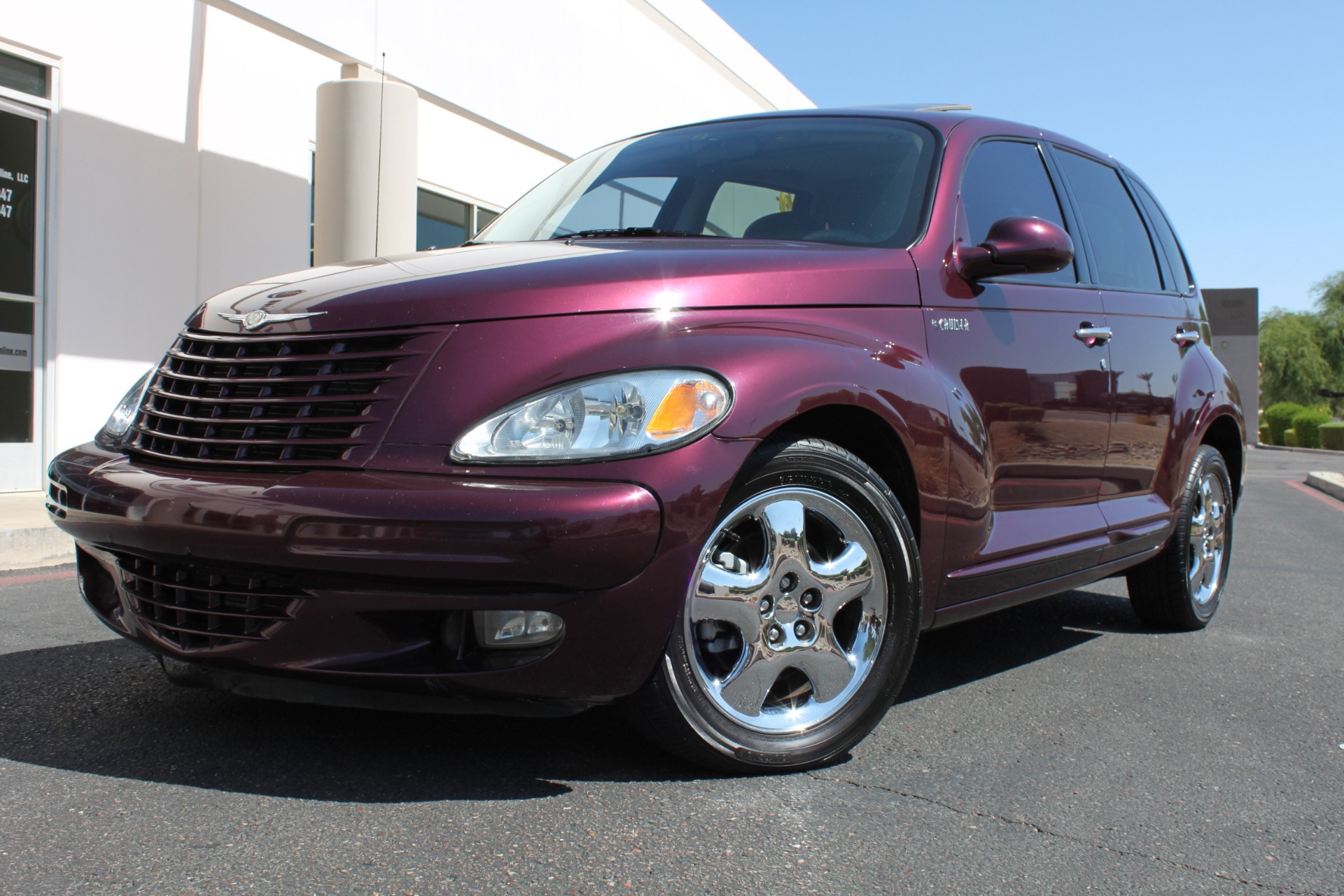 Used 2002 Chrysler PT Cruiser <span>Limited</span> | Scottsdale, AZ