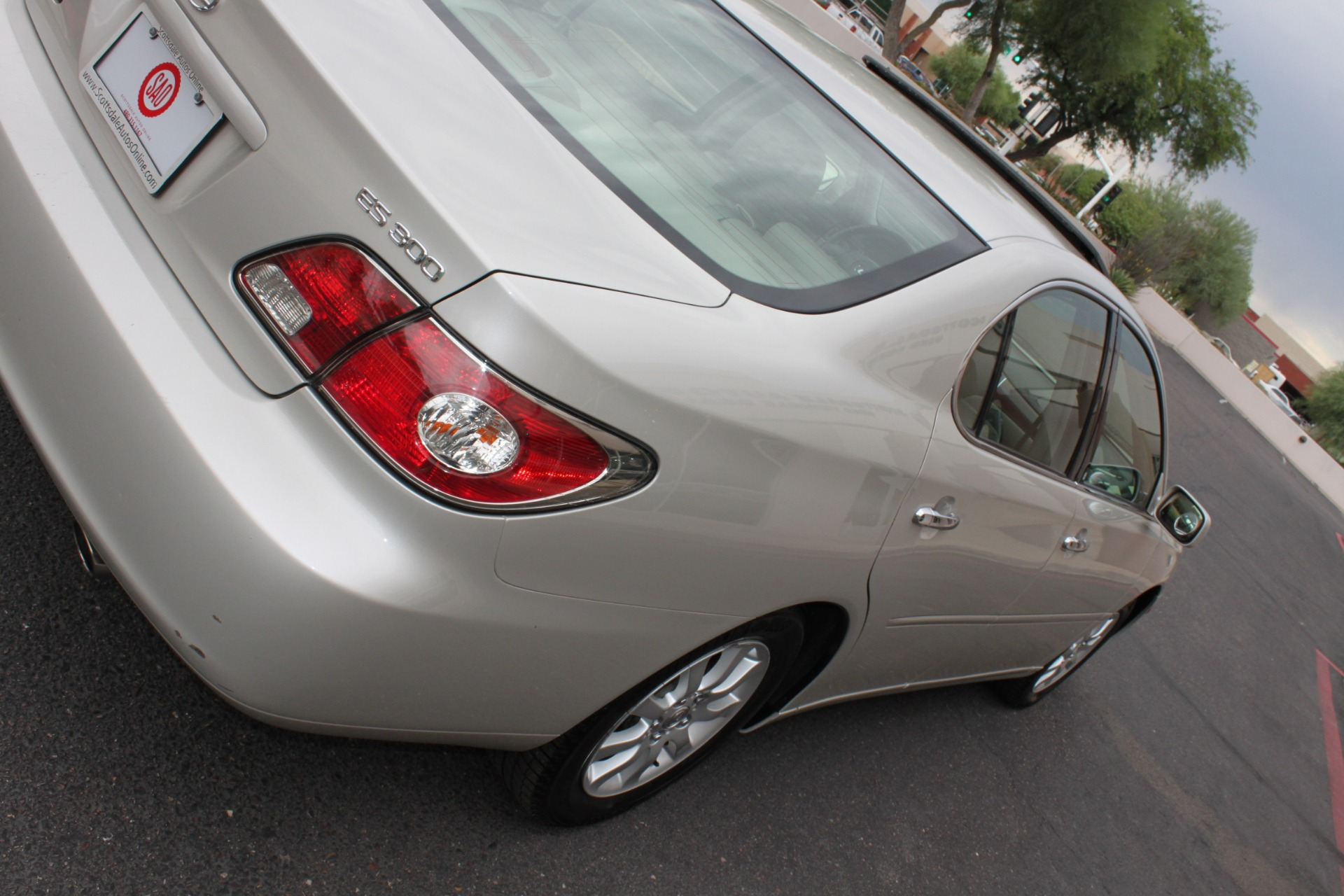 Used-2003-Lexus-ES-300-Chevrolet