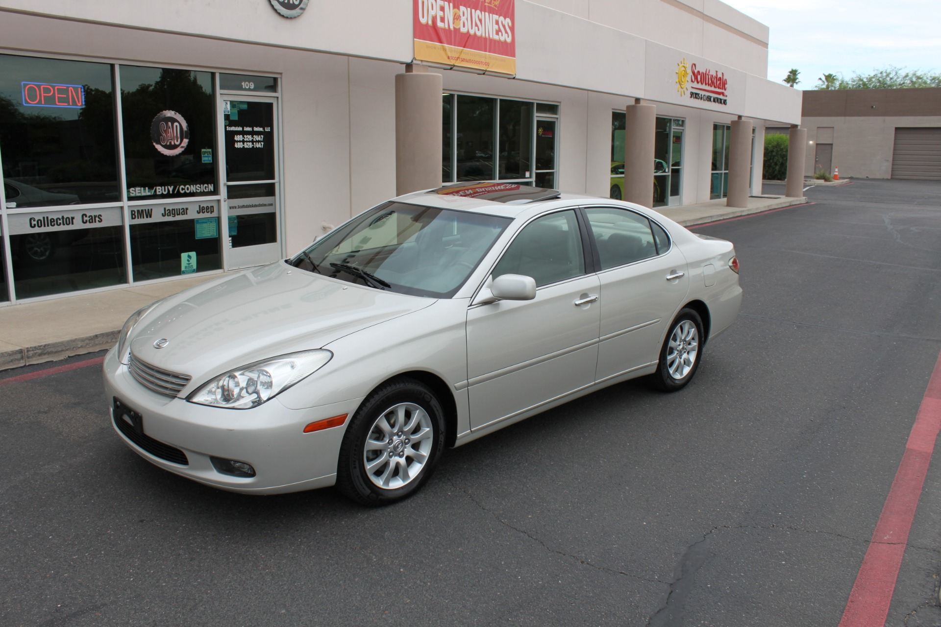 Used-2003-Lexus-ES-300-Chevelle