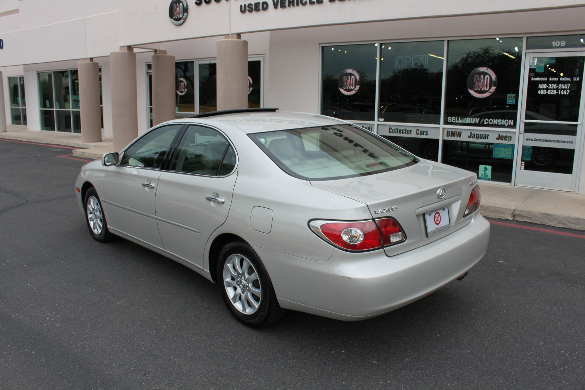 Used-2003-Lexus-ES-300-Land-Cruiser