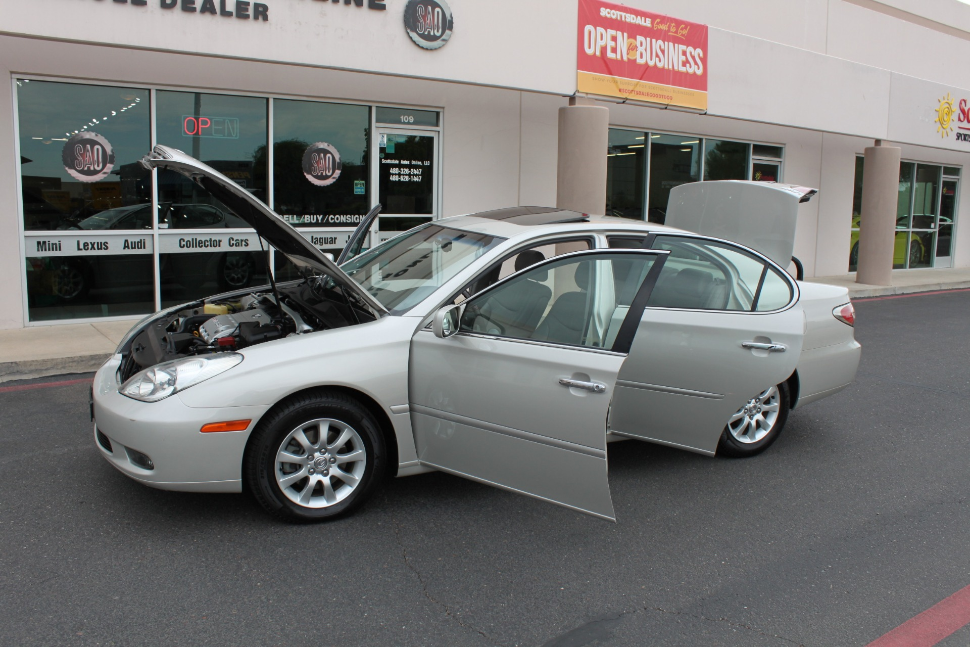 Used-2003-Lexus-ES-300-Ford