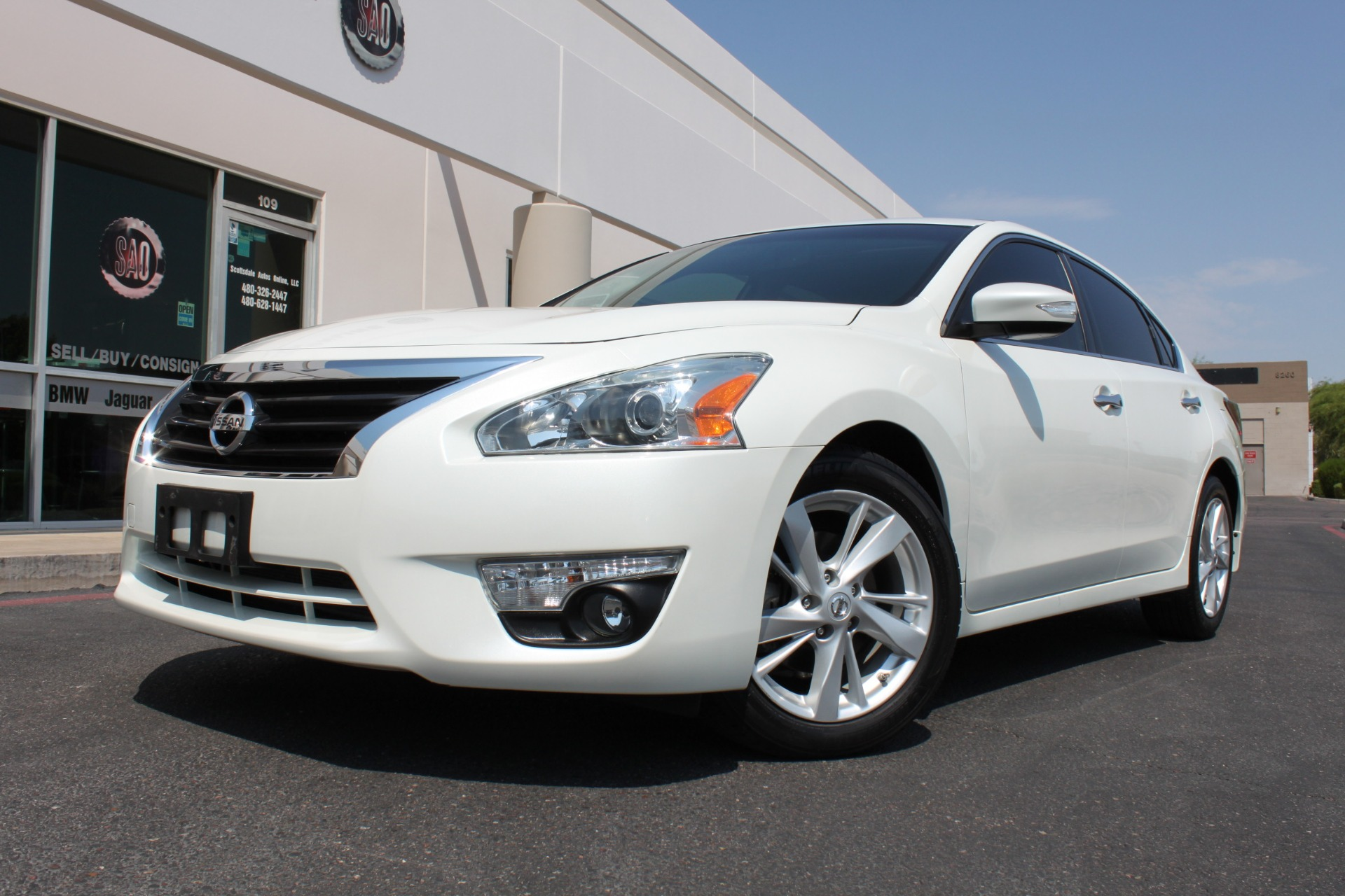Used 2015 Nissan Altima <span>2.5 SV</span> | Scottsdale, AZ