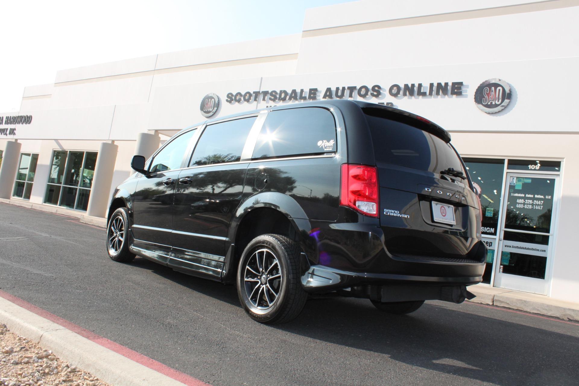 Used-2018-Dodge-Grand-Caravan-SXT-Rollx-Mobility-Conversion-Chevrolet