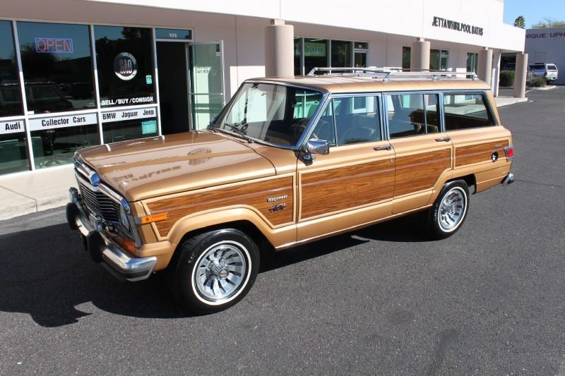 Used-1983-Jeep-Wagoneer-Limited-4X4-New-Nissan-Dealership-Lake-County