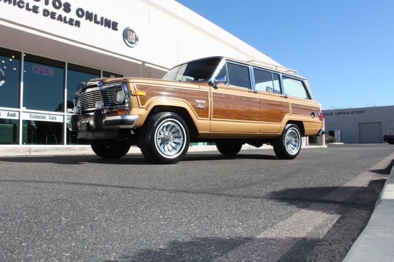 Used-1983-Jeep-Wagoneer-Limited-4X4-Camaro