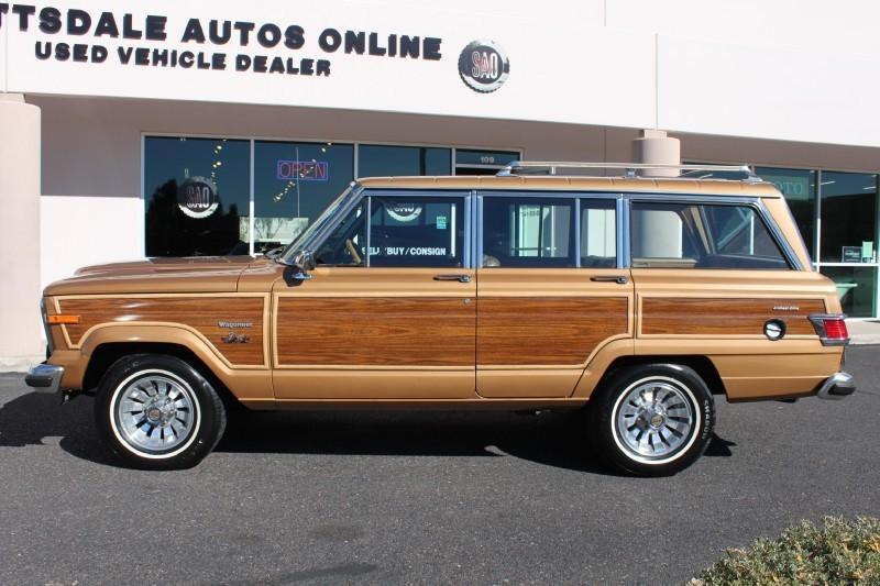 Used-1983-Jeep-Wagoneer-Limited-4X4-New-BMW-IL