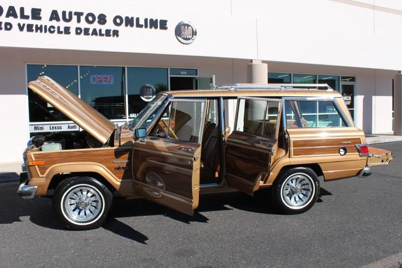 Used-1983-Jeep-Wagoneer-Limited-4X4-Used-cars-for-sale-Lake-County