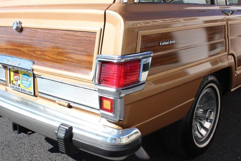 Used-1983-Jeep-Wagoneer-Limited-4X4-Tesla