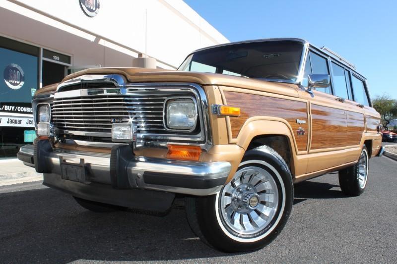 Used 1983 Jeep Wagoneer <span>Limited 4X4</span> | Scottsdale, AZ