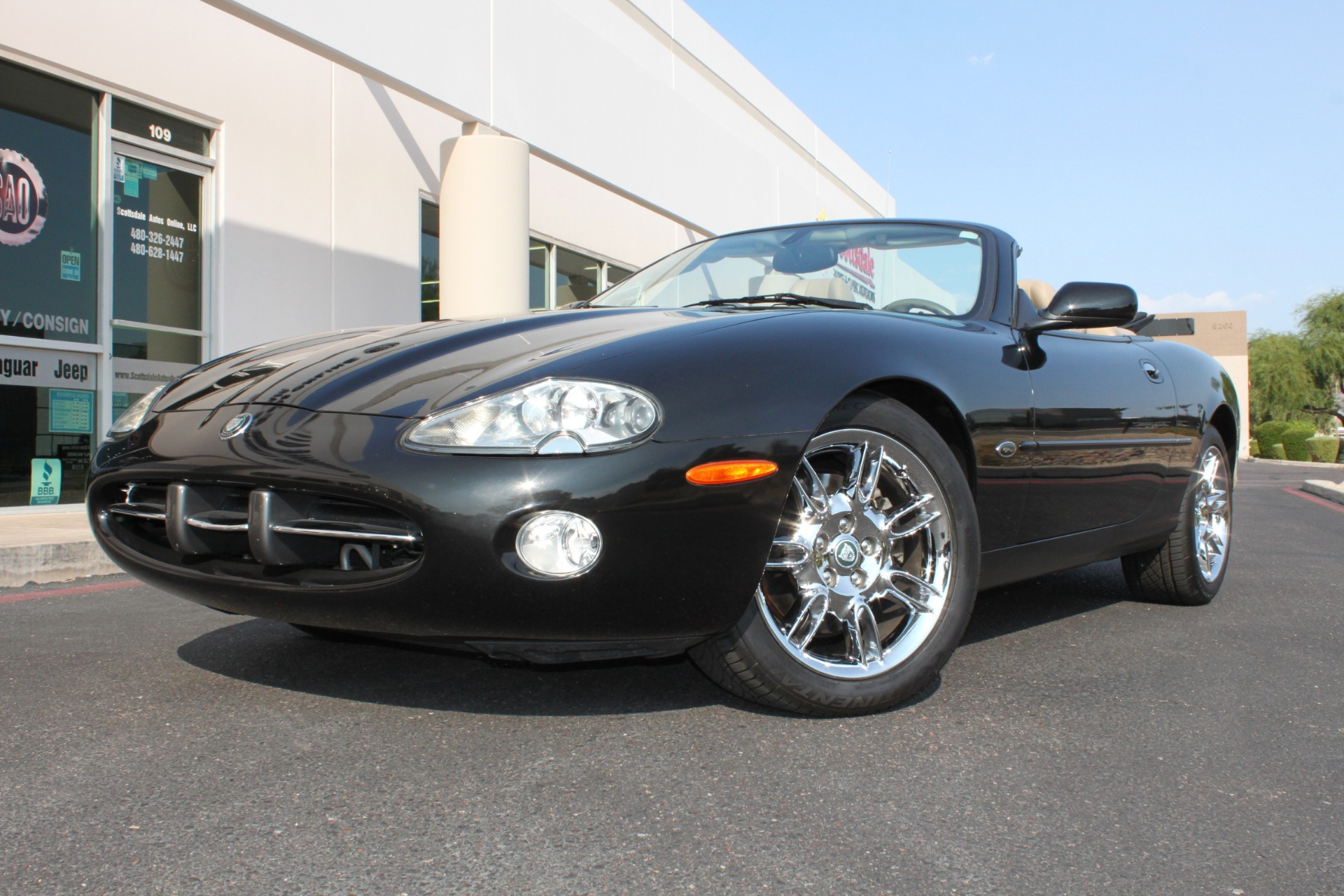 Used 2002 Jaguar XK8 Convertible <span>XK8</span> | Scottsdale, AZ