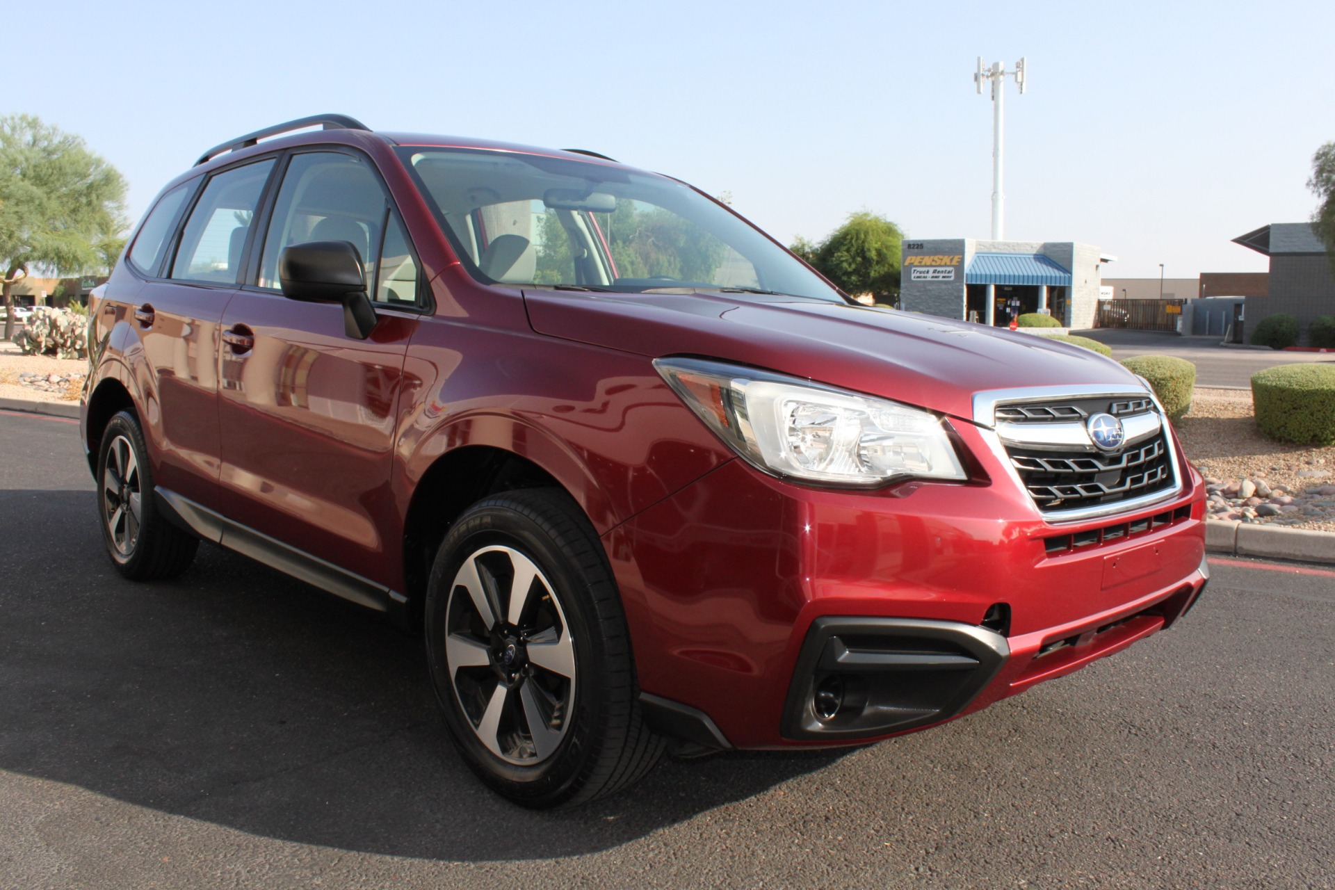 Used-2017-Subaru-Forester-25i-All-Wheel-Drive-Mercedes-Benz