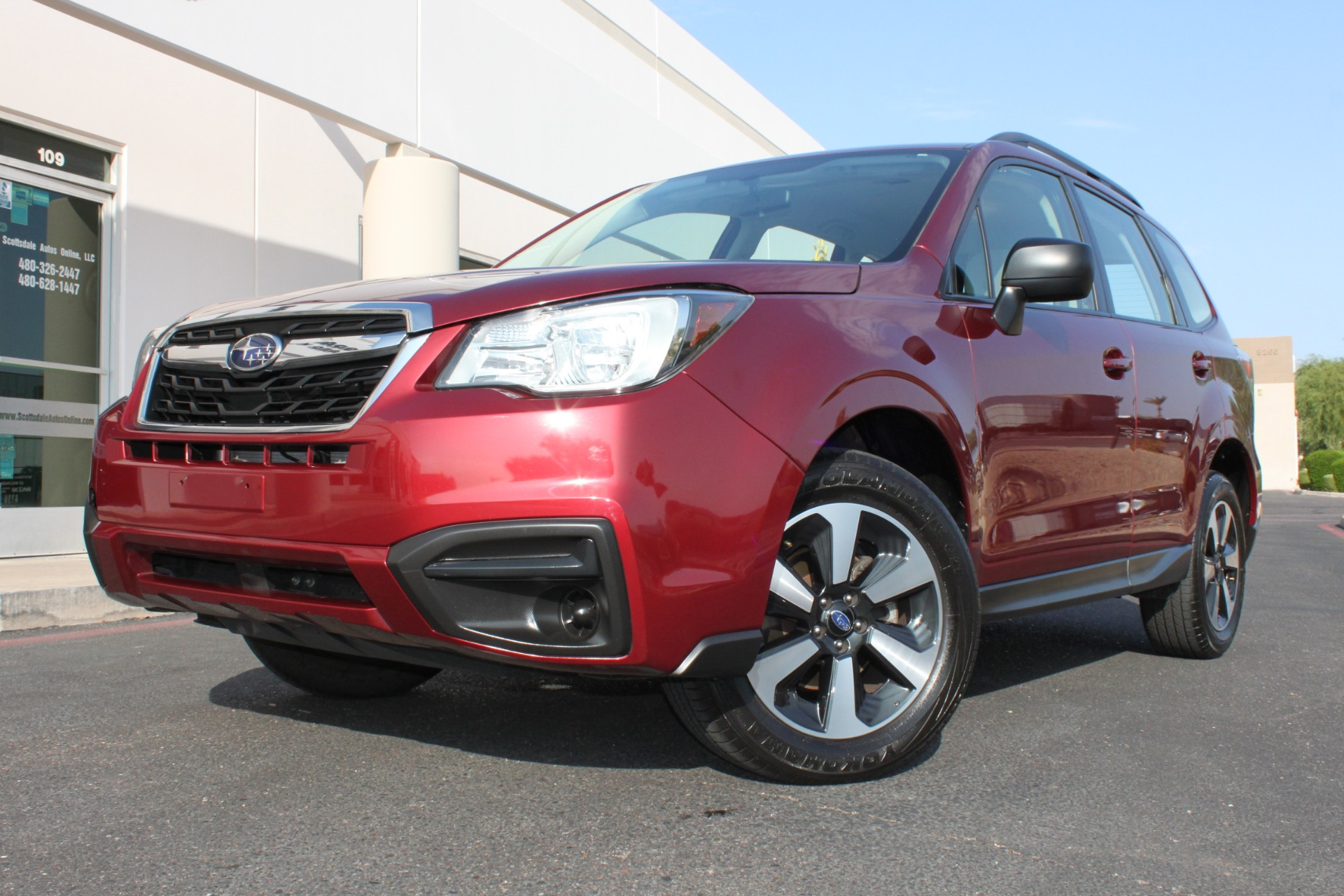 Used 2017 Subaru Forester 2.5i All Wheel Drive <span></span> | Scottsdale, AZ