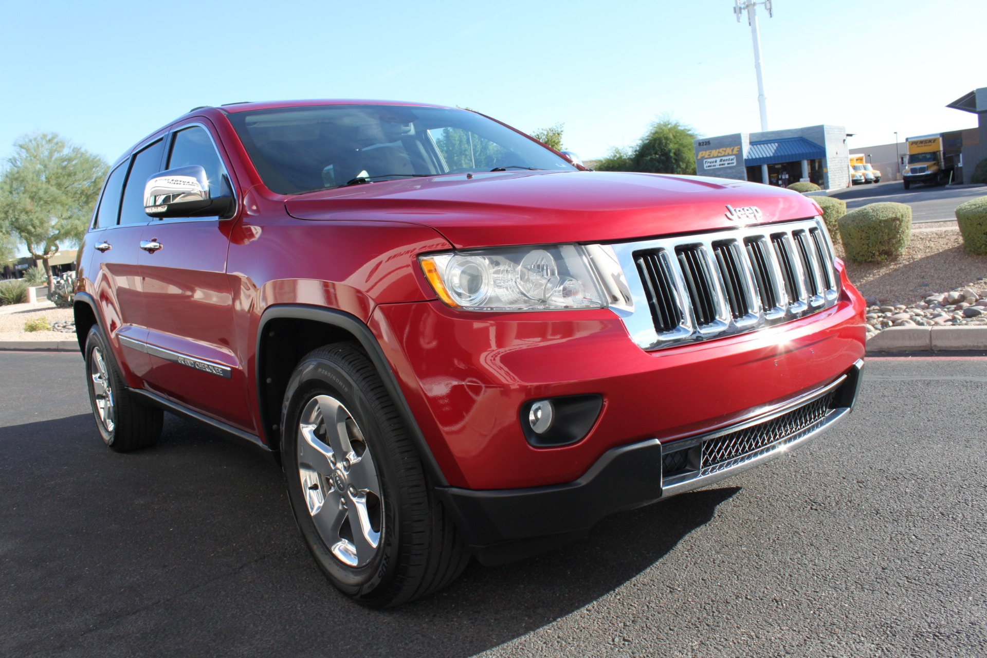 Used-2011-Jeep-Grand-Cherokee-Limited-Mercedes-Benz