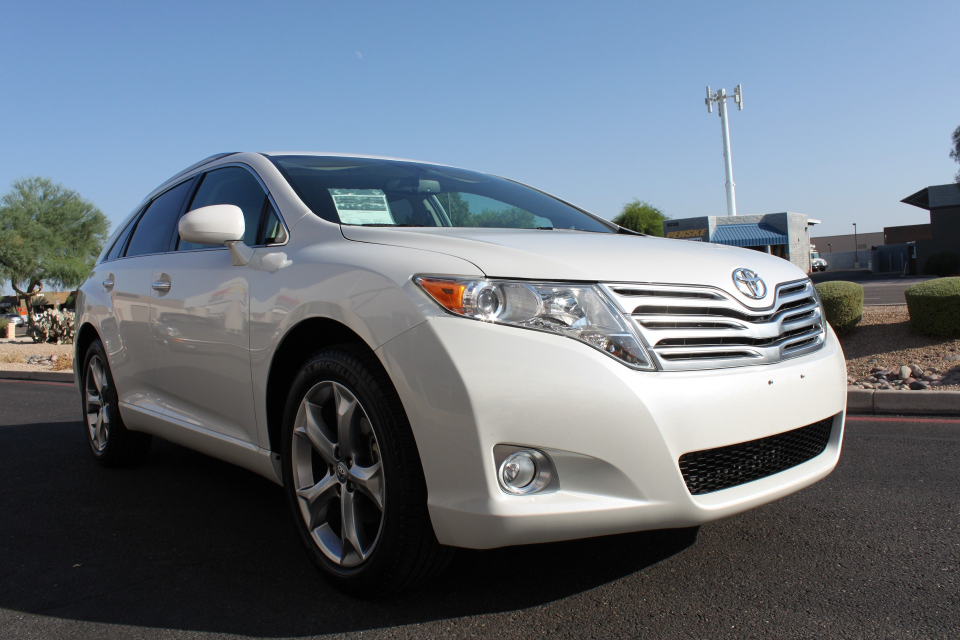 Used-2012-Toyota-Venza-XLE-Mercedes-Benz
