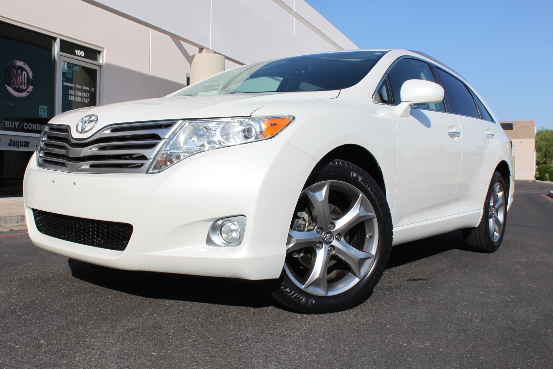Used 2012 Toyota Venza <span>XLE</span> | Scottsdale, AZ
