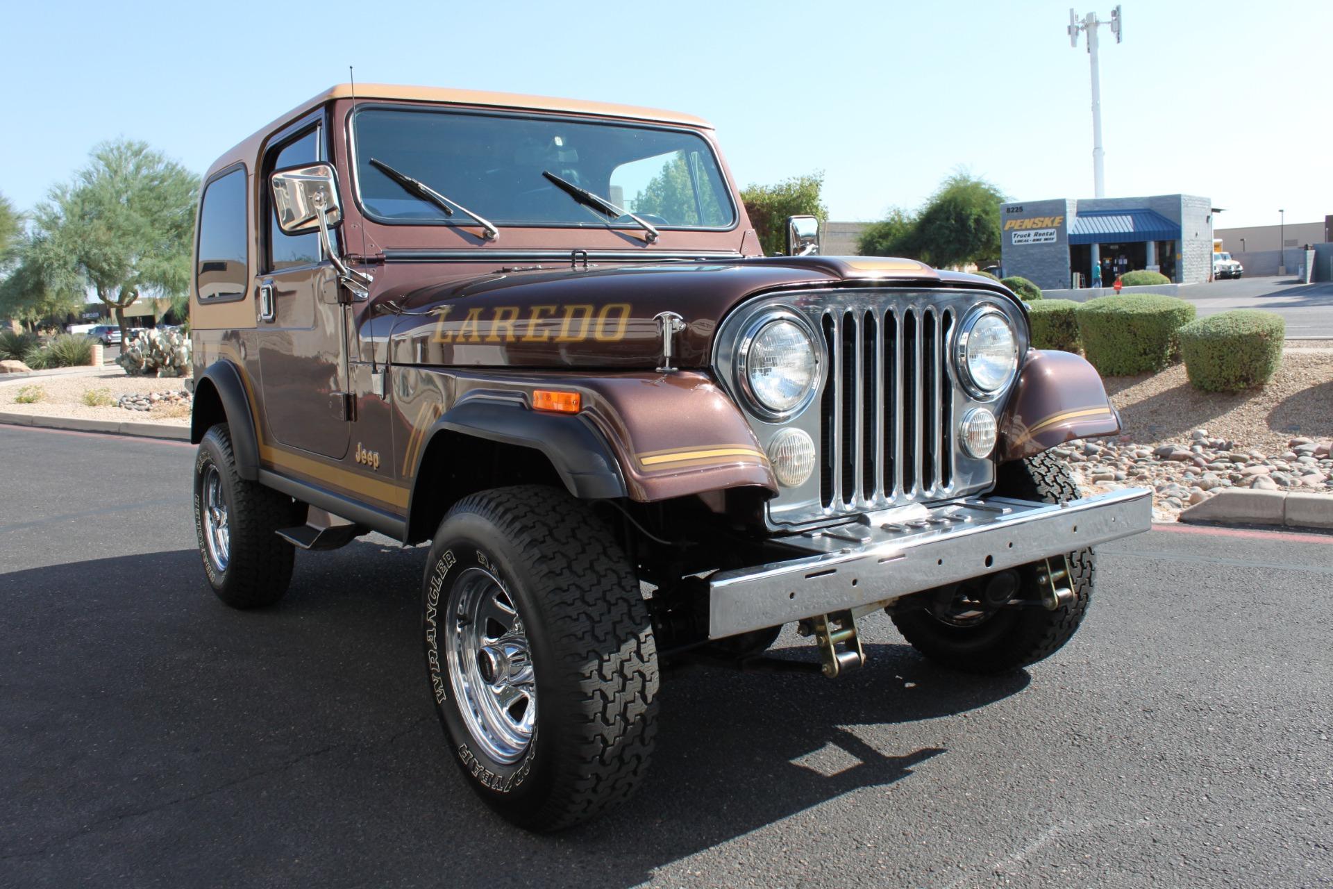 Used-1985-Jeep-CJ-7-Laredo-4WD-Mercedes-Benz