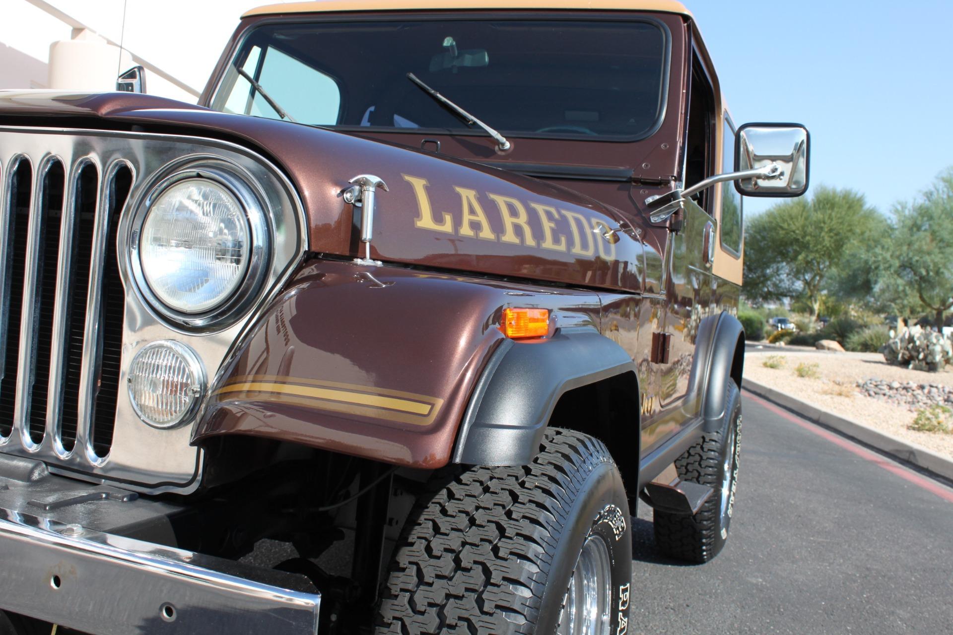 Used-1985-Jeep-CJ-7-Laredo-4WD-Audi