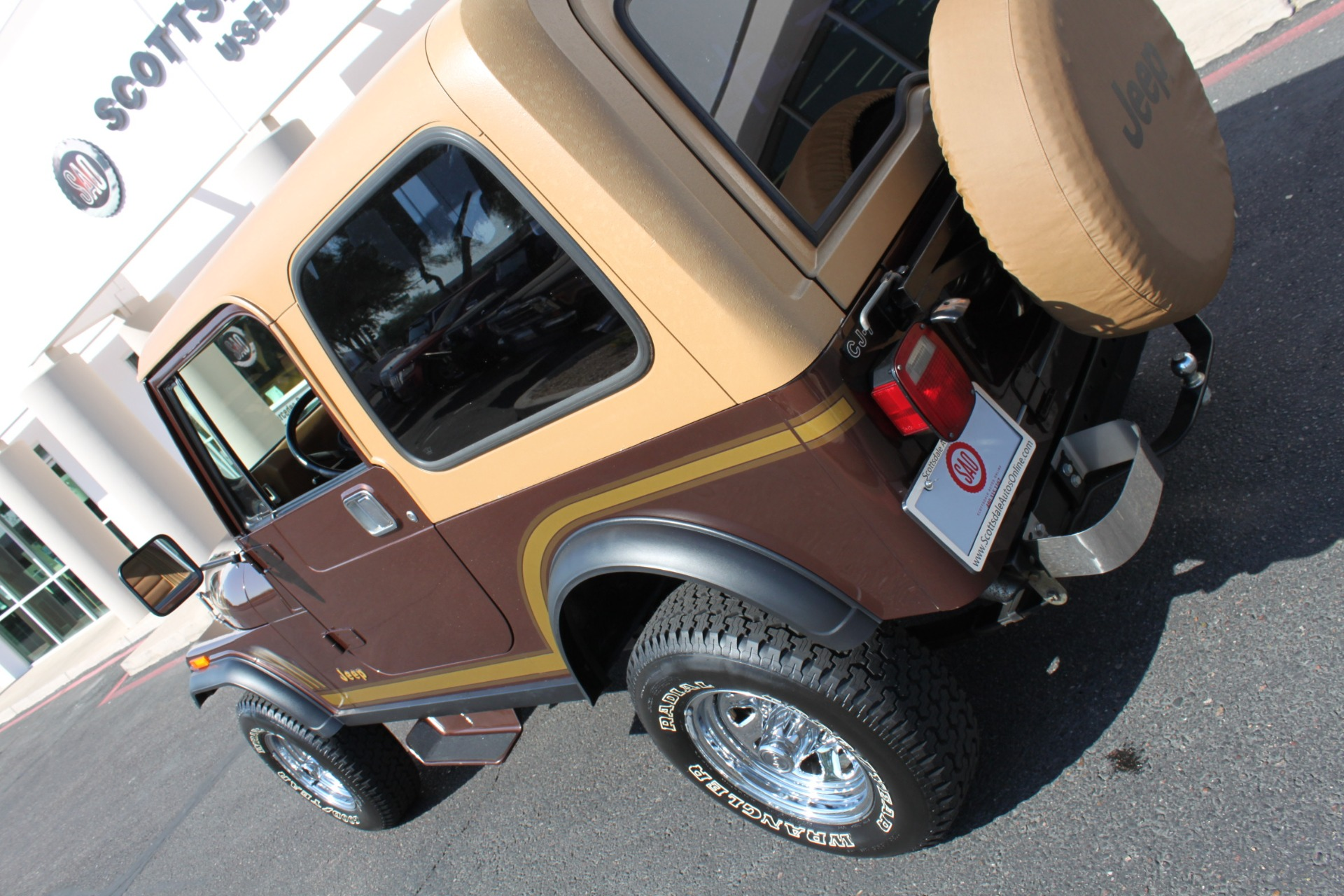 Used-1985-Jeep-CJ-7-Laredo-4WD-Acura