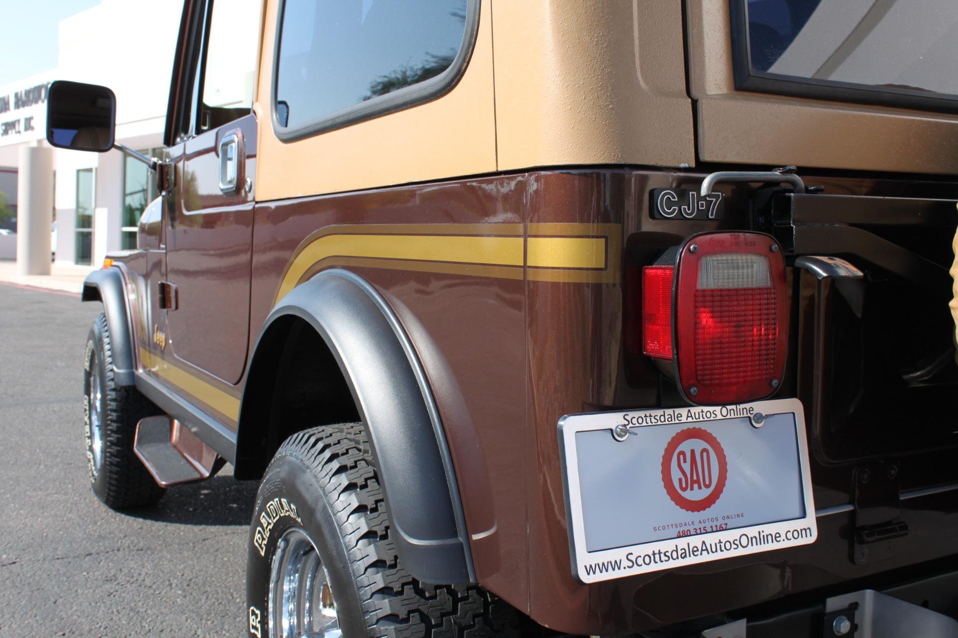 Used-1985-Jeep-CJ-7-Laredo-4WD-Camaro