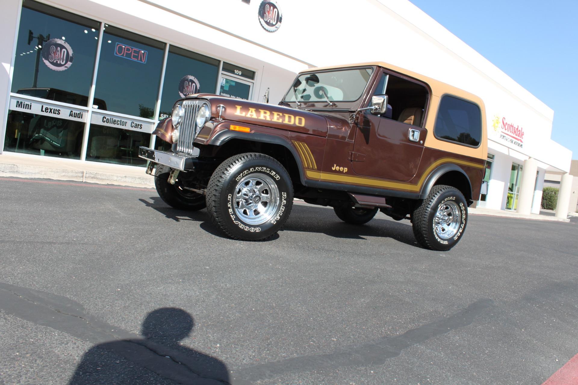 Used-1985-Jeep-CJ-7-Laredo-4WD-Dodge