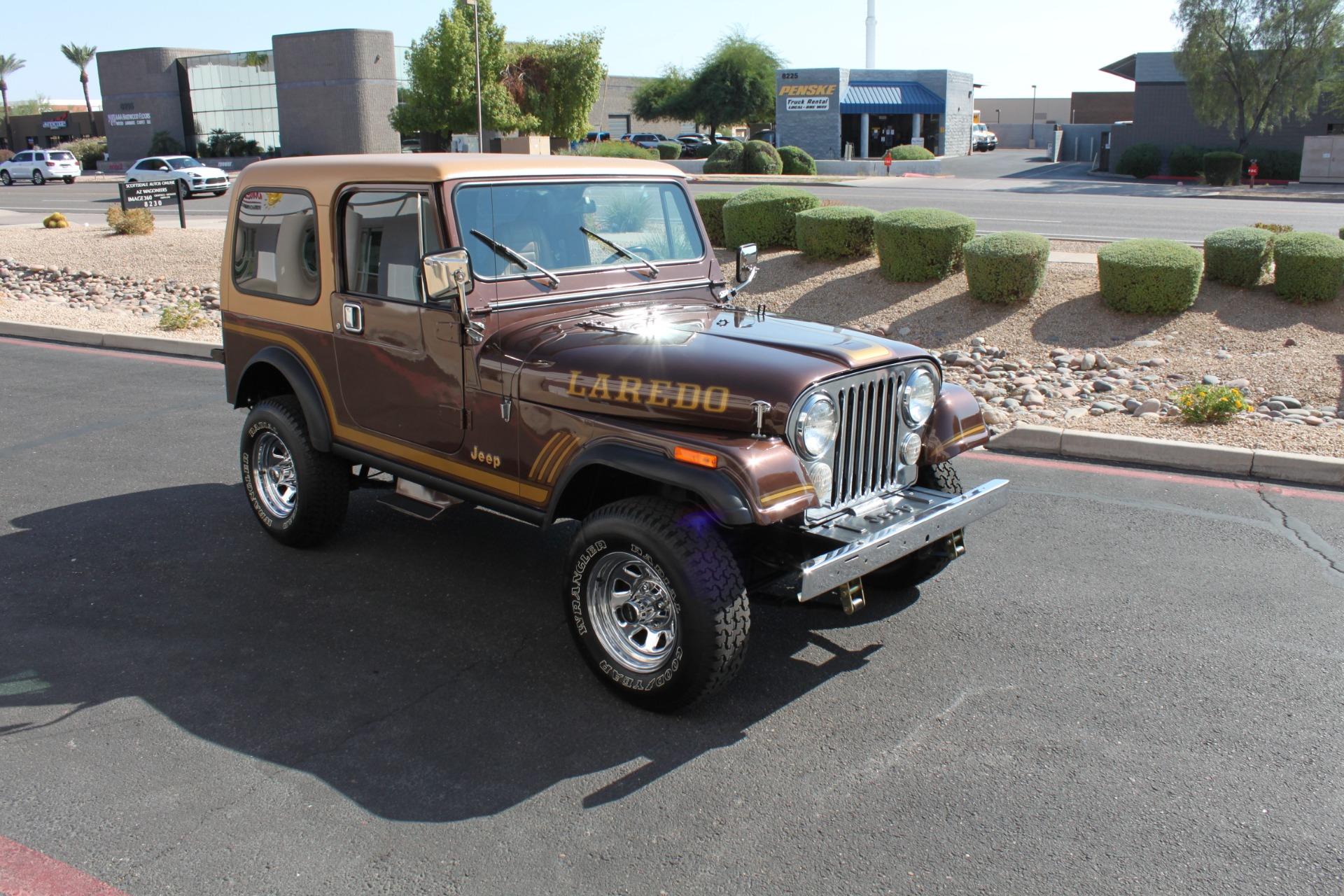 Used-1985-Jeep-CJ-7-Laredo-4WD-Chevelle