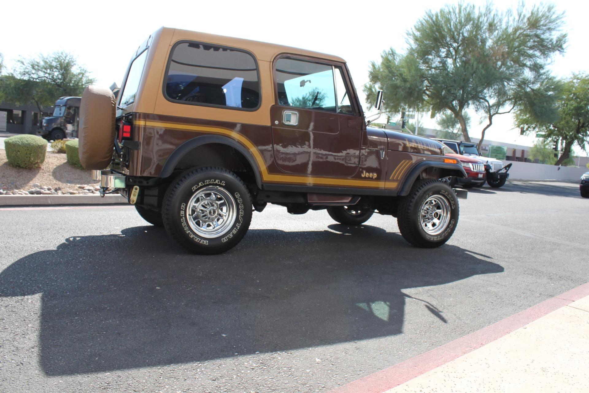 Used-1985-Jeep-CJ-7-Laredo-4WD-Toyota