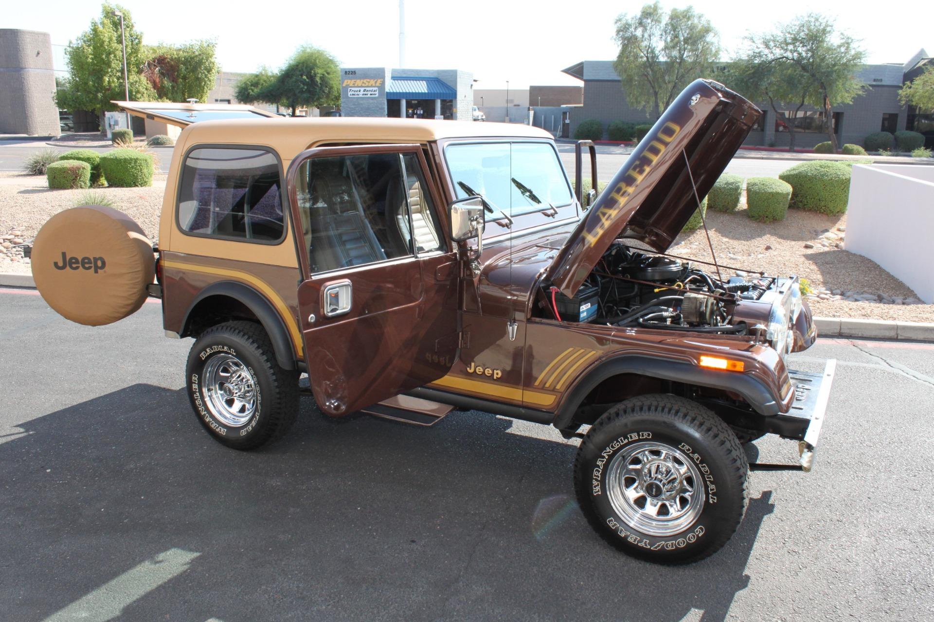 Used-1985-Jeep-CJ-7-Laredo-4WD-Ford