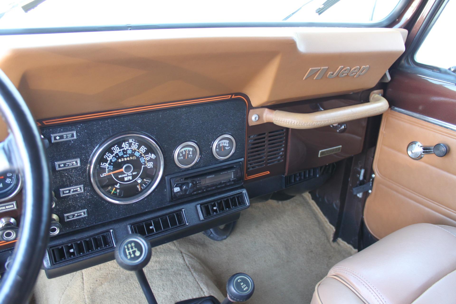 Used-1985-Jeep-CJ-7-Laredo-4WD-Classic