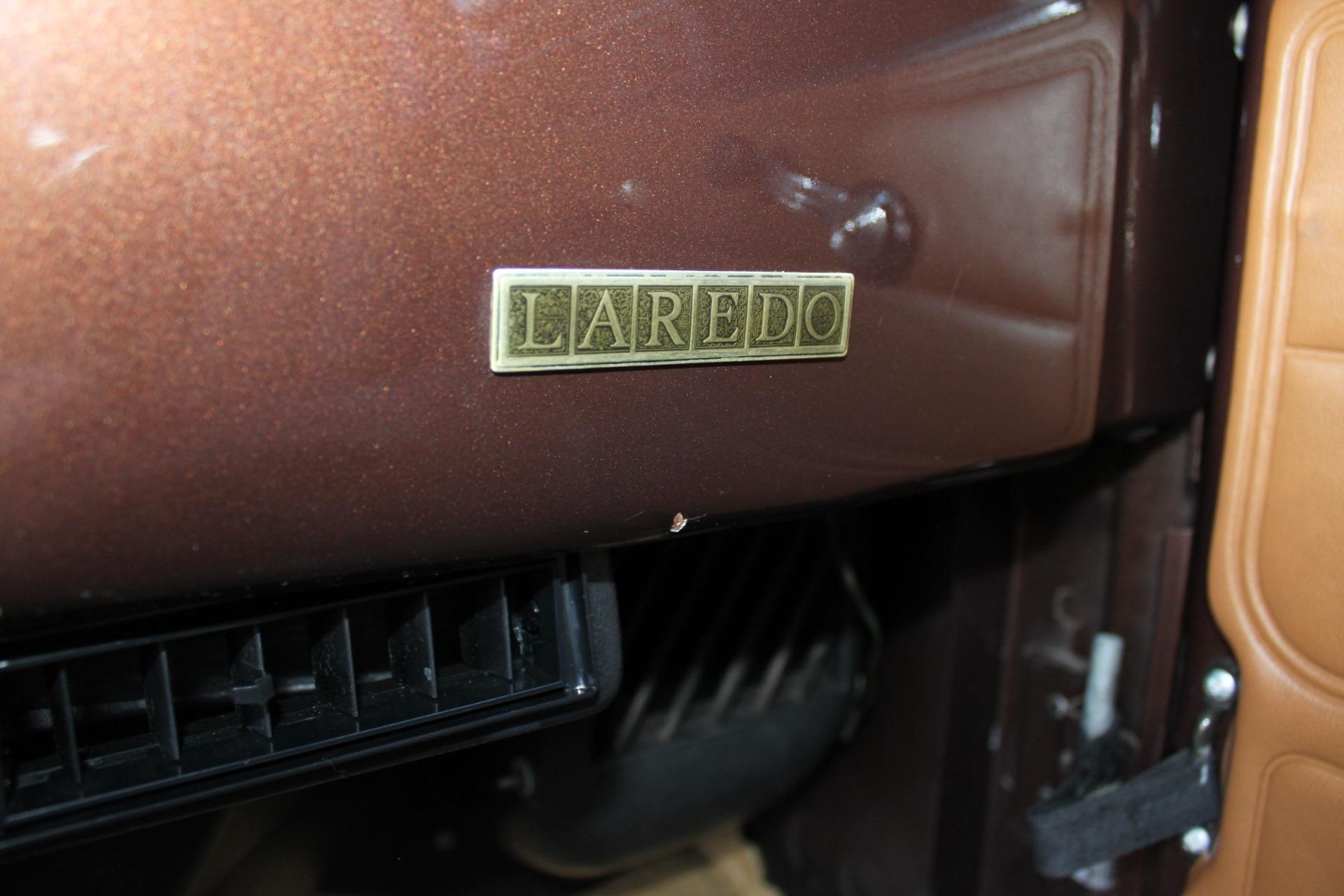 Used-1985-Jeep-CJ-7-Laredo-4WD-Collector