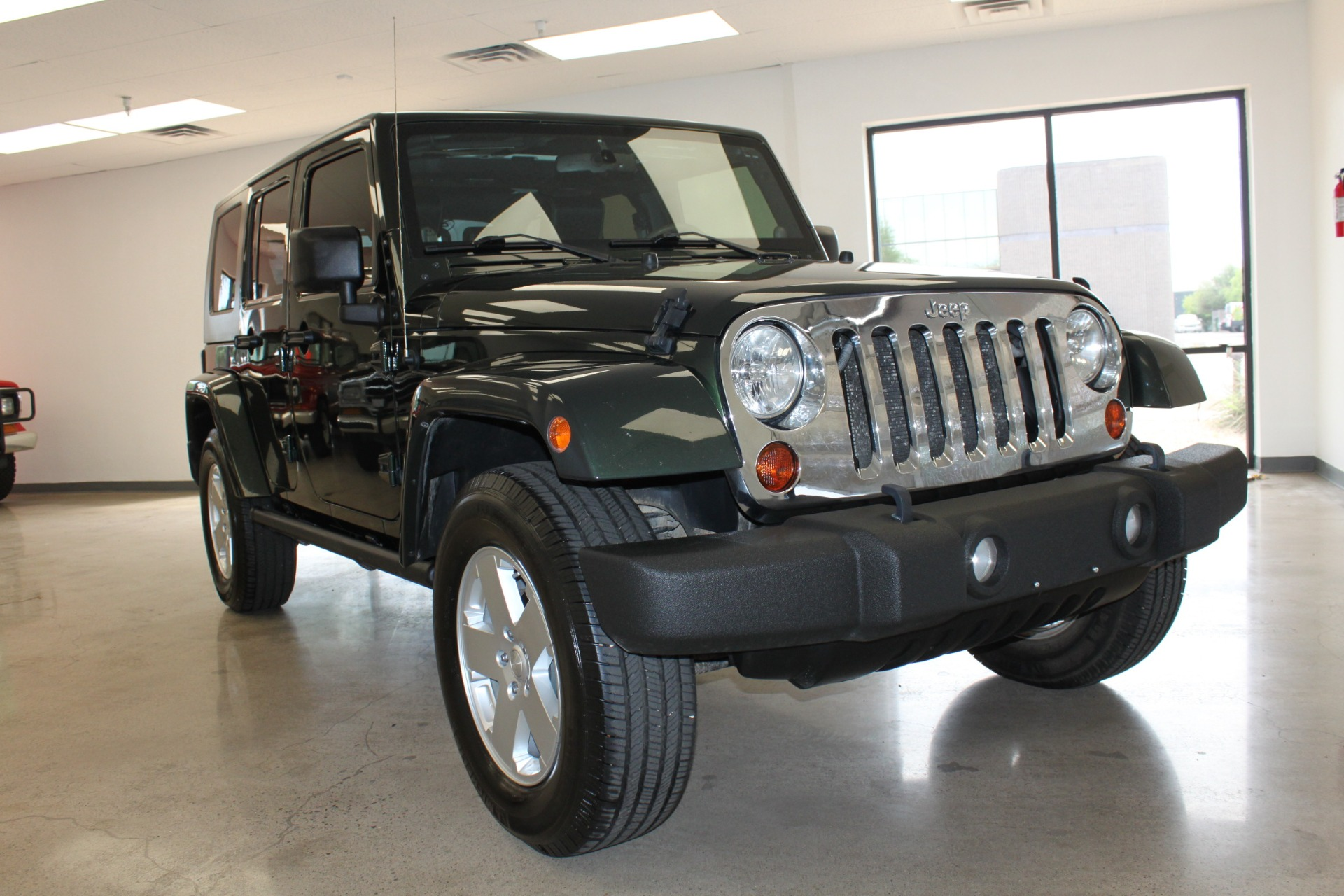 Used-2010-Jeep-Wrangler-Unlimited-Sahara-4X4-Mercedes-Benz