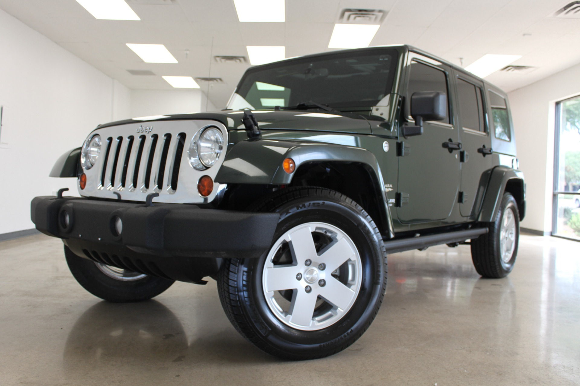 Used 2010 Jeep Wrangler Unlimited <span>Sahara 4X4</span> | Scottsdale, AZ