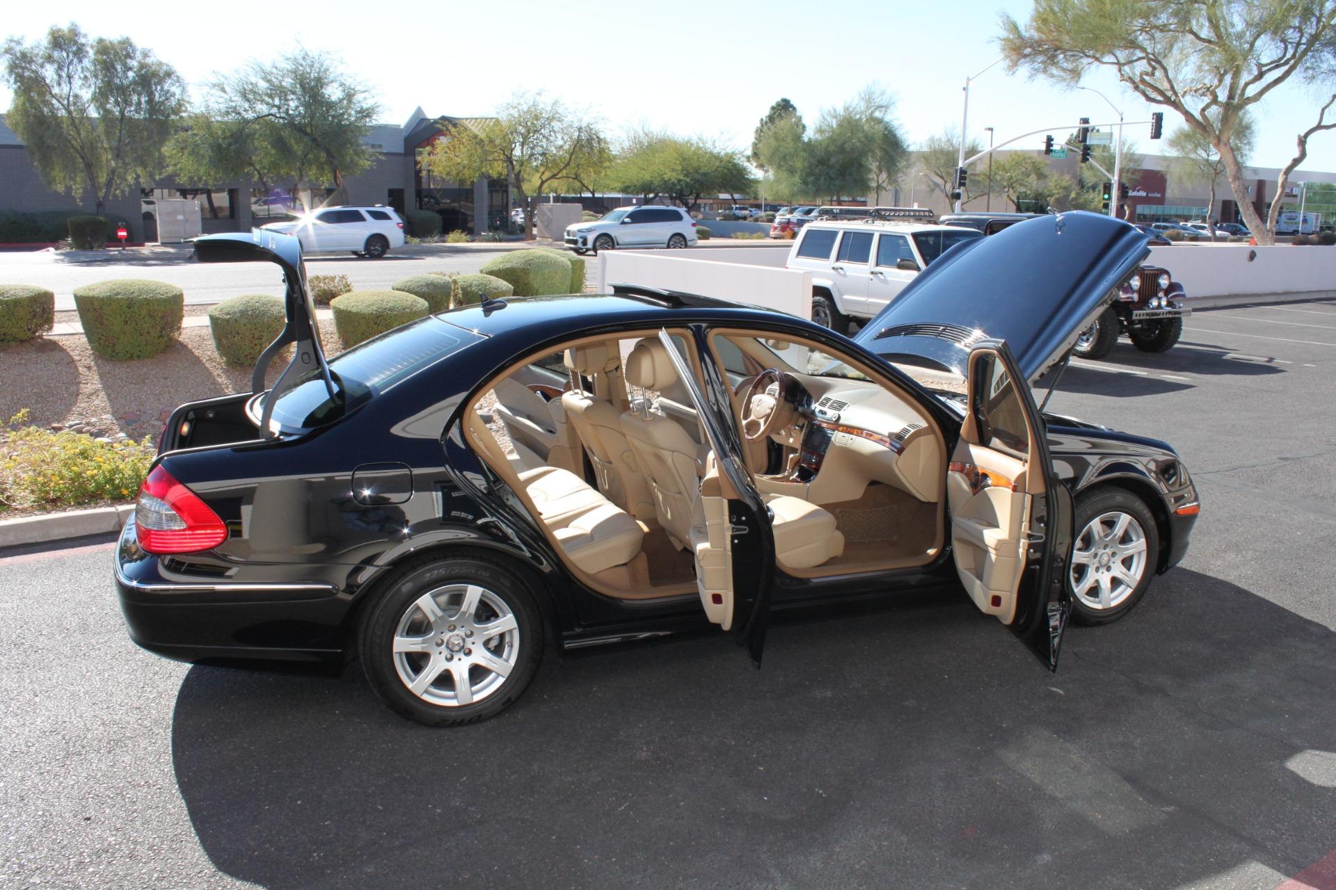 Used-2009-Mercedes-Benz-E-Class-E320-30L-BlueTEC-Ferrari