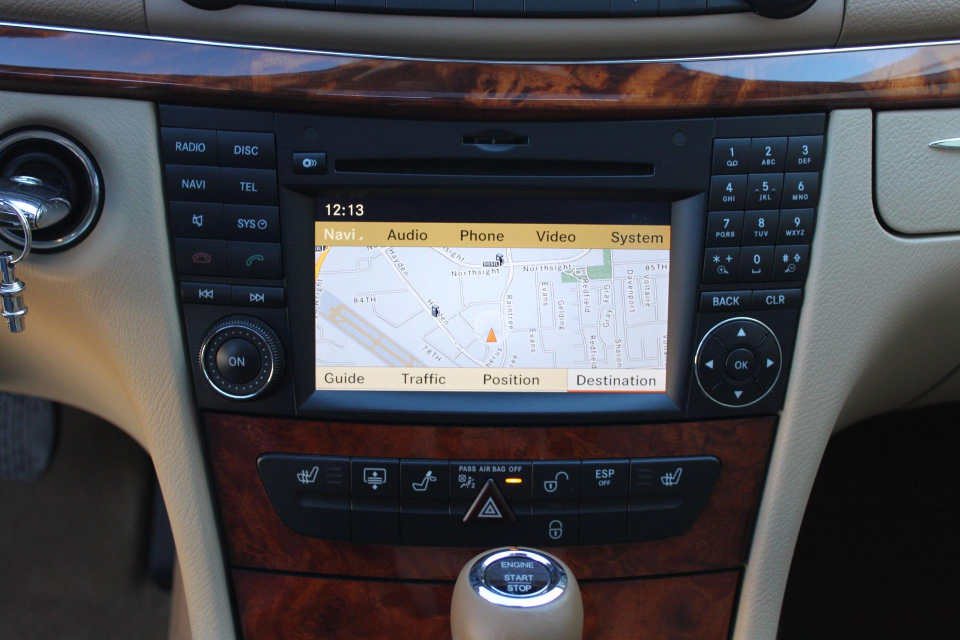 Used-2009-Mercedes-Benz-E-Class-E320-30L-BlueTEC-Collector