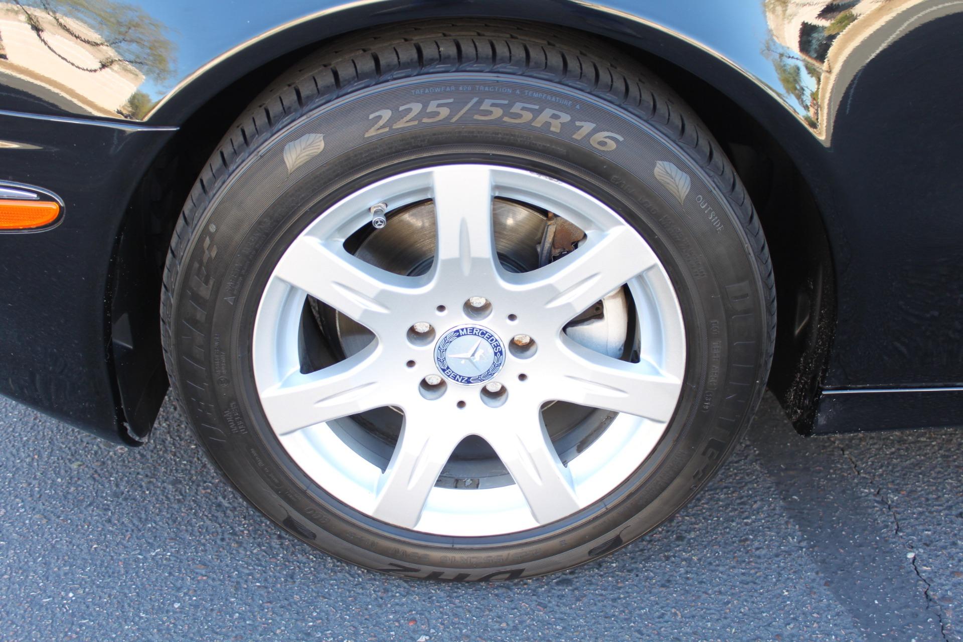 Used-2009-Mercedes-Benz-E-Class-E320-30L-BlueTEC-Ford