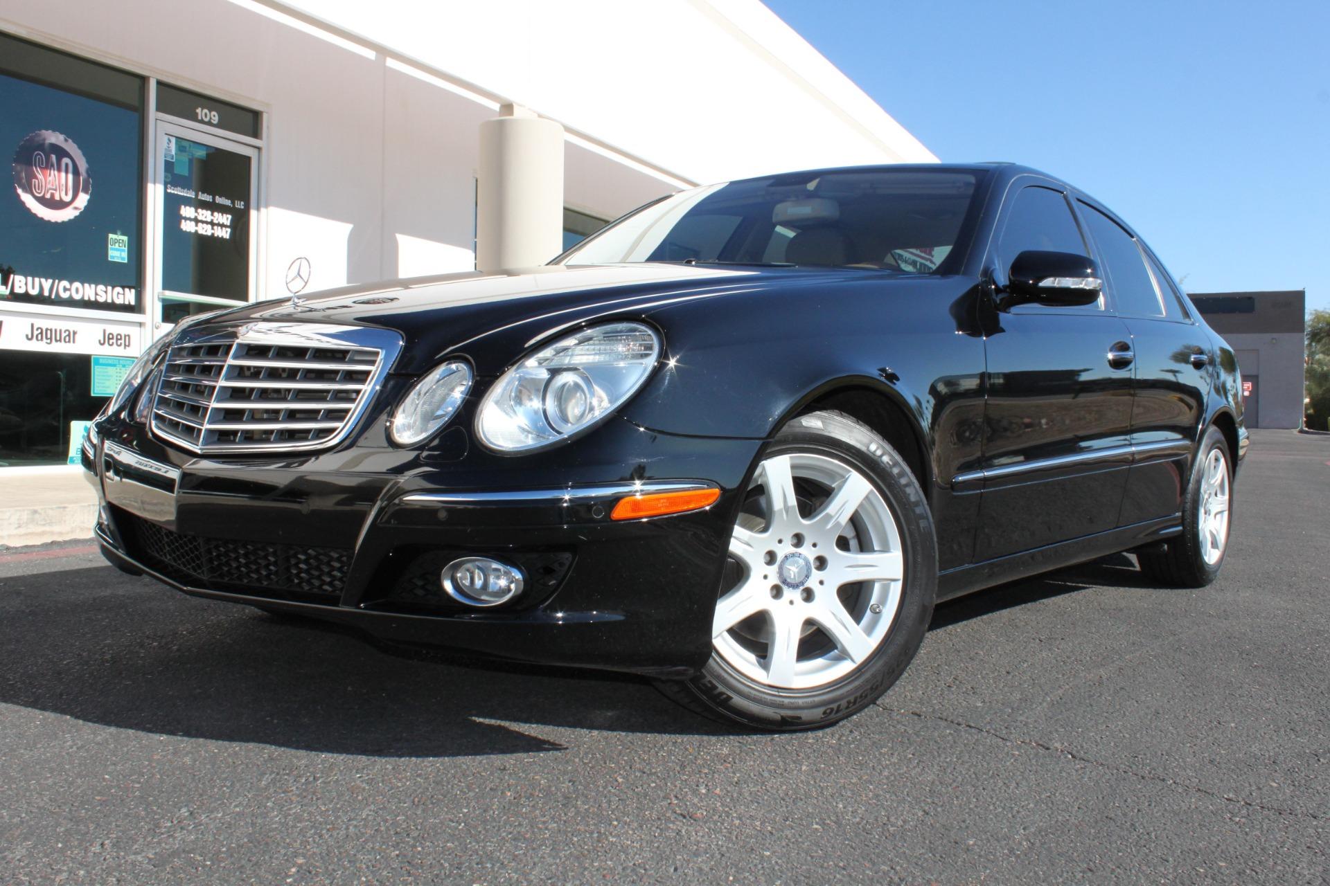 Used 2009 Mercedes-Benz E-Class E320 <span>3.0L BlueTEC</span> | Scottsdale, AZ