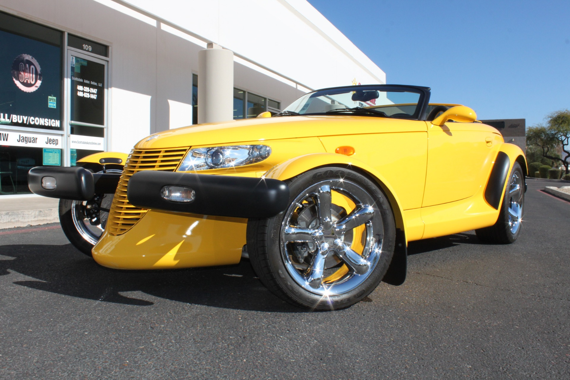 Used 2002 Chrysler Prowler <span></span> | Scottsdale, AZ