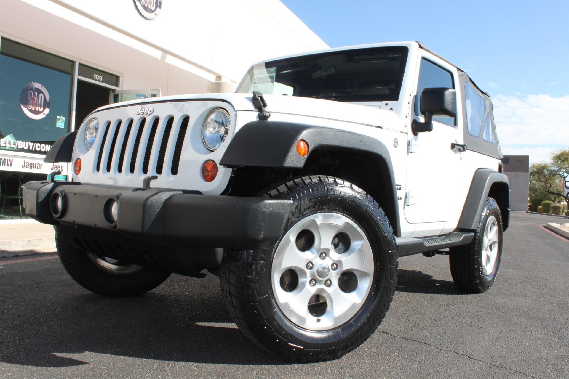 Used 2012 Jeep Wrangler <span>Sport 4X4</span> | Scottsdale, AZ