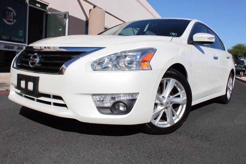 Used 2014 Nissan Altima <span>2.5 SL</span> | Scottsdale, AZ