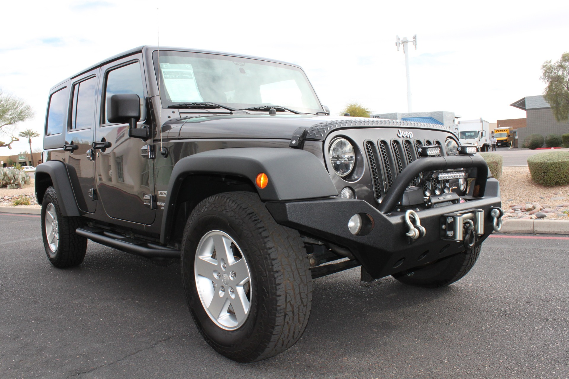 Used-2014-Jeep-Wrangler-Unlimited-Sport-4X4-Mercedes-Benz
