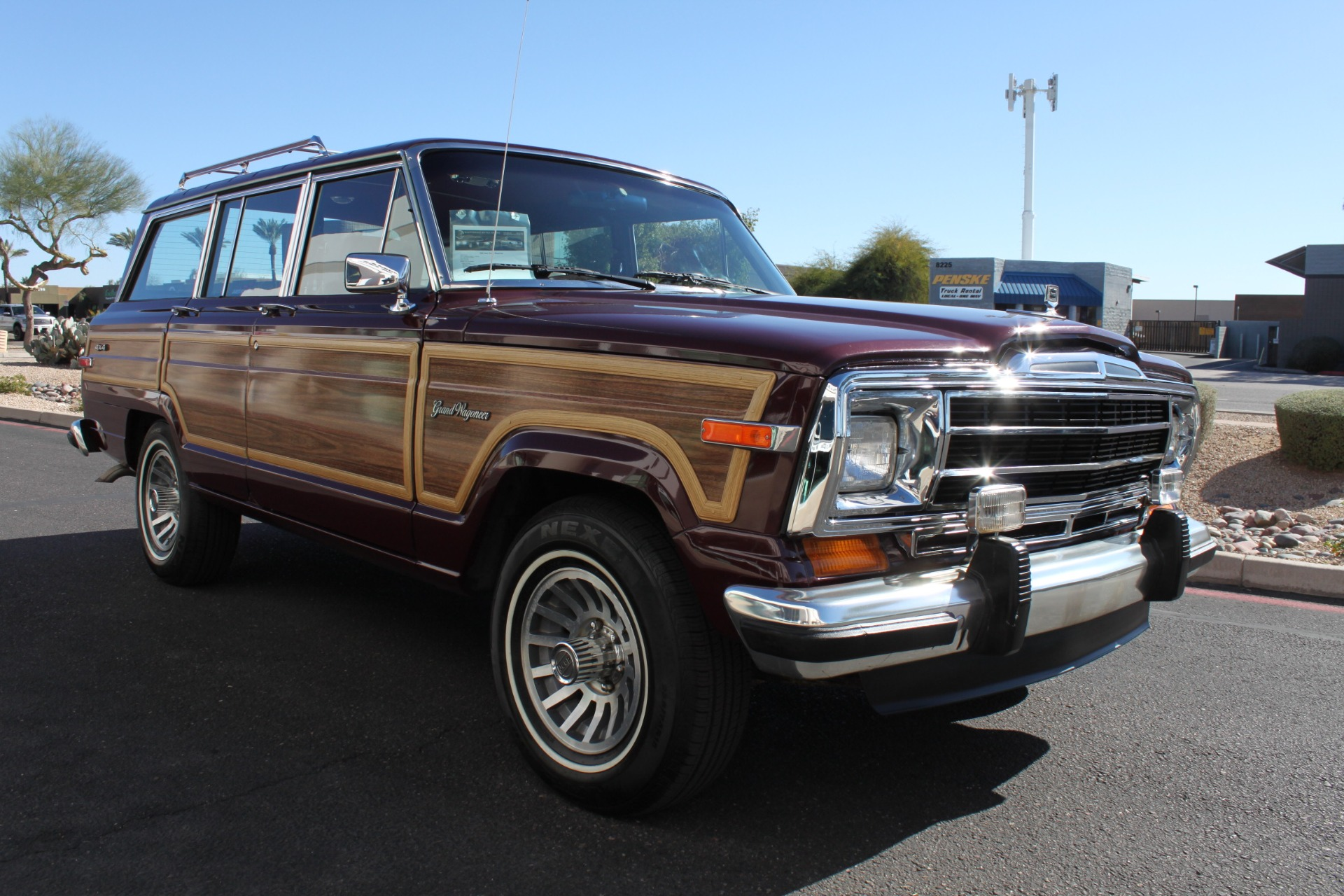 Used-1988-Jeep-Grand-Wagoneer-Mercedes-Benz