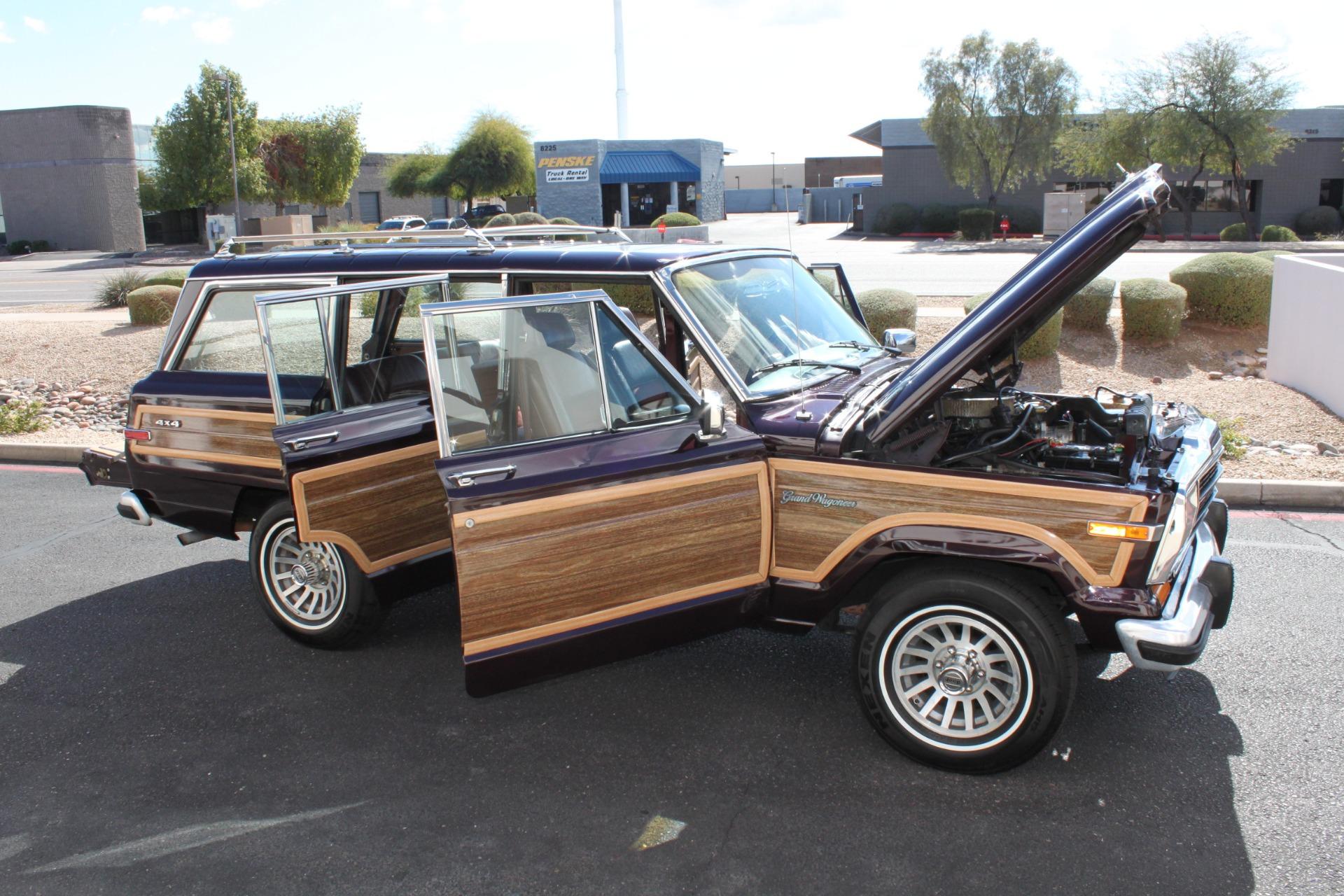 Used-1989-Jeep-Grand-Wagoneer-Toyota