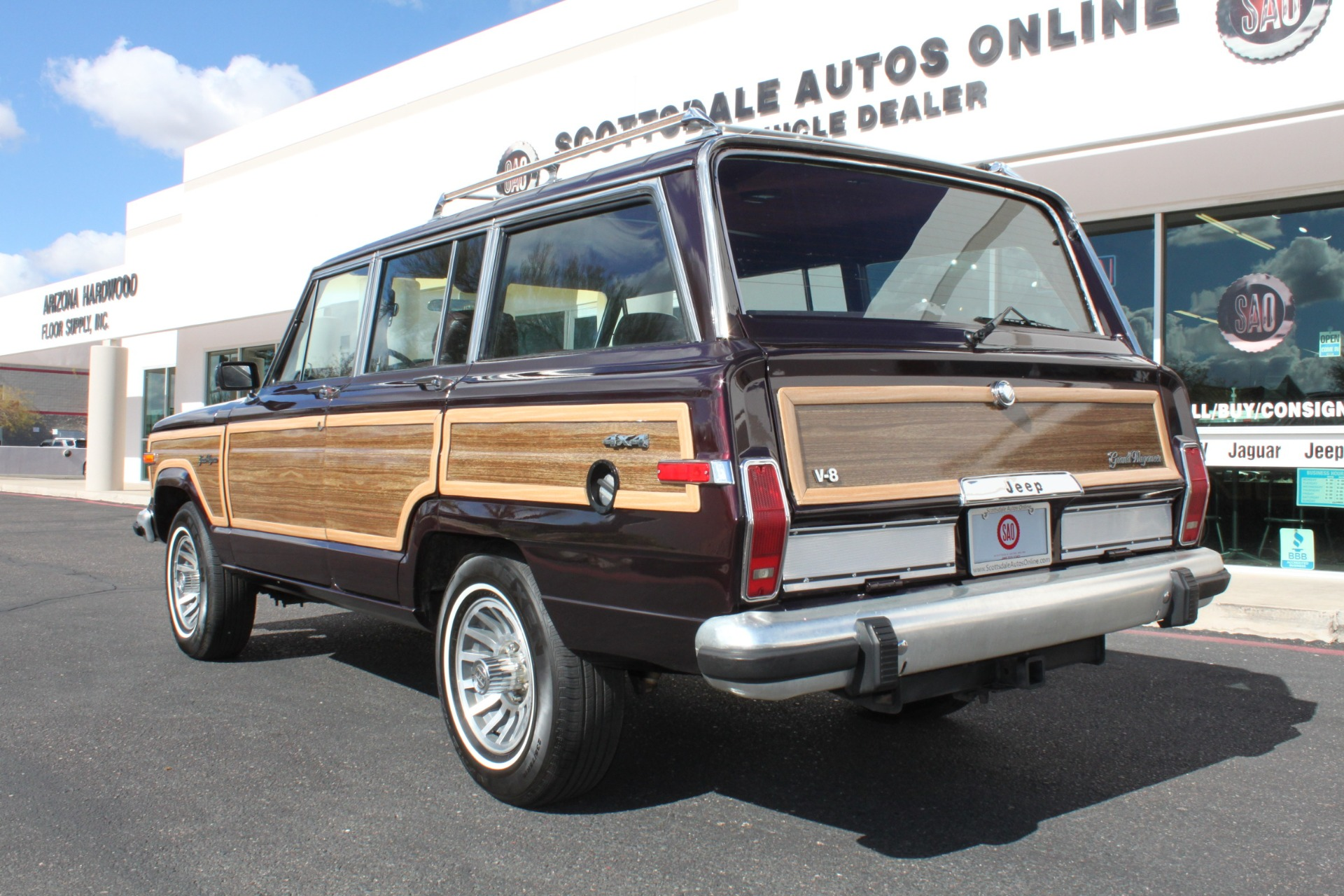 Used-1989-Jeep-Grand-Wagoneer-Grand-Wagoneer