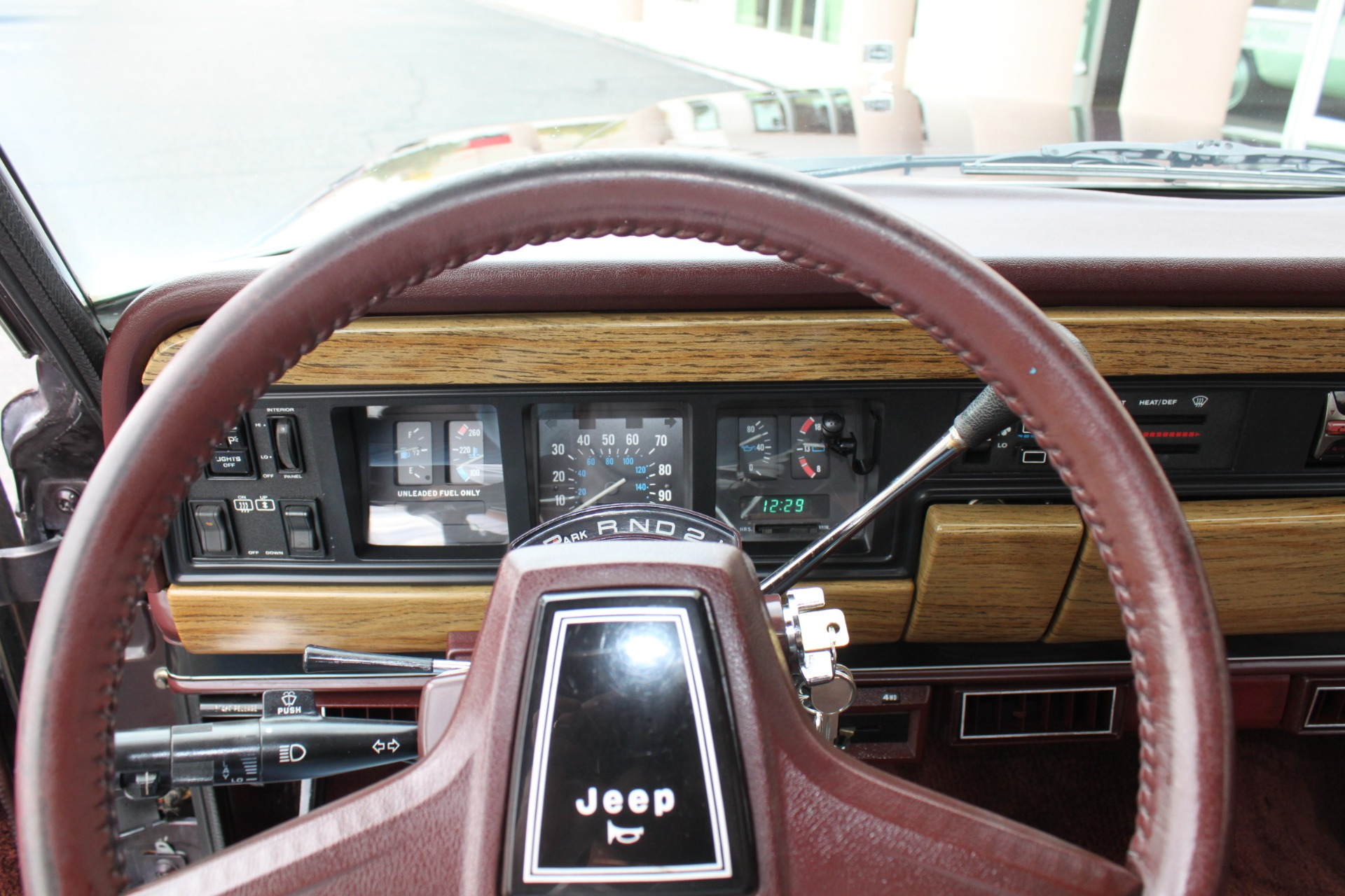 Used-1989-Jeep-Grand-Wagoneer-Tesla