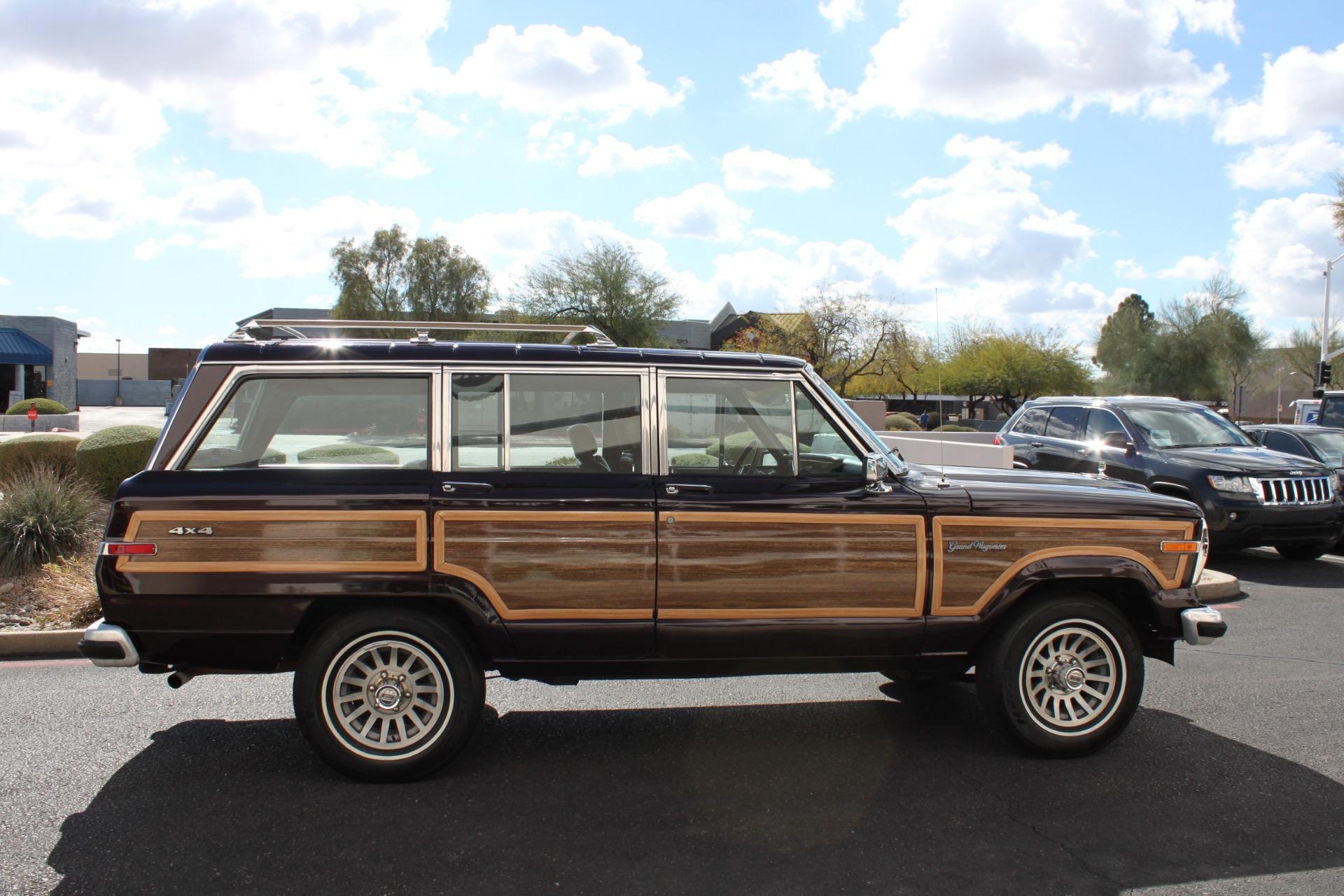 Used-1989-Jeep-Grand-Wagoneer-Chrysler