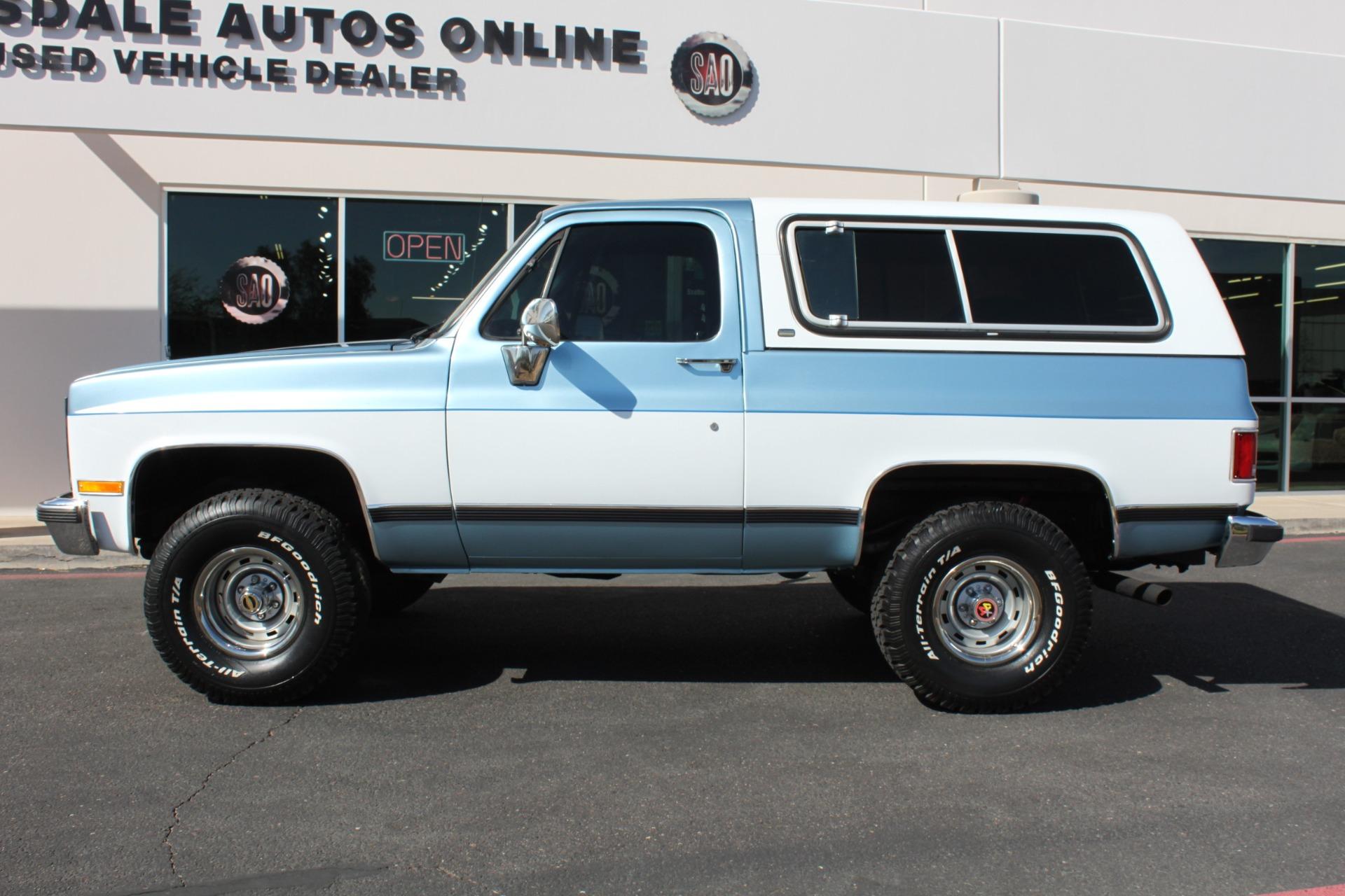 Used-1989-Chevrolet-K5-Blazer-4X4-Wagoneer