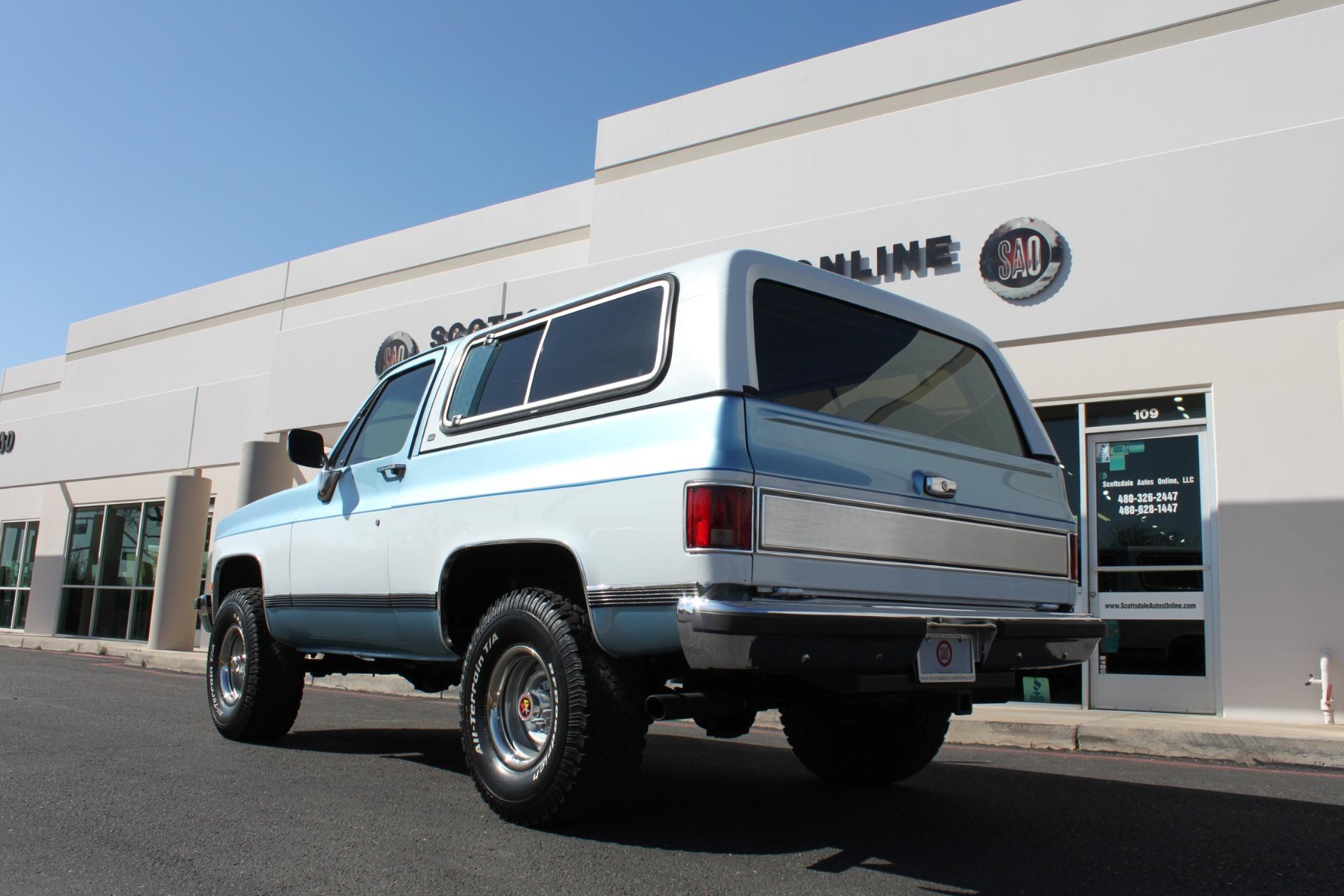 Used-1989-Chevrolet-K5-Blazer-4X4-Dodge